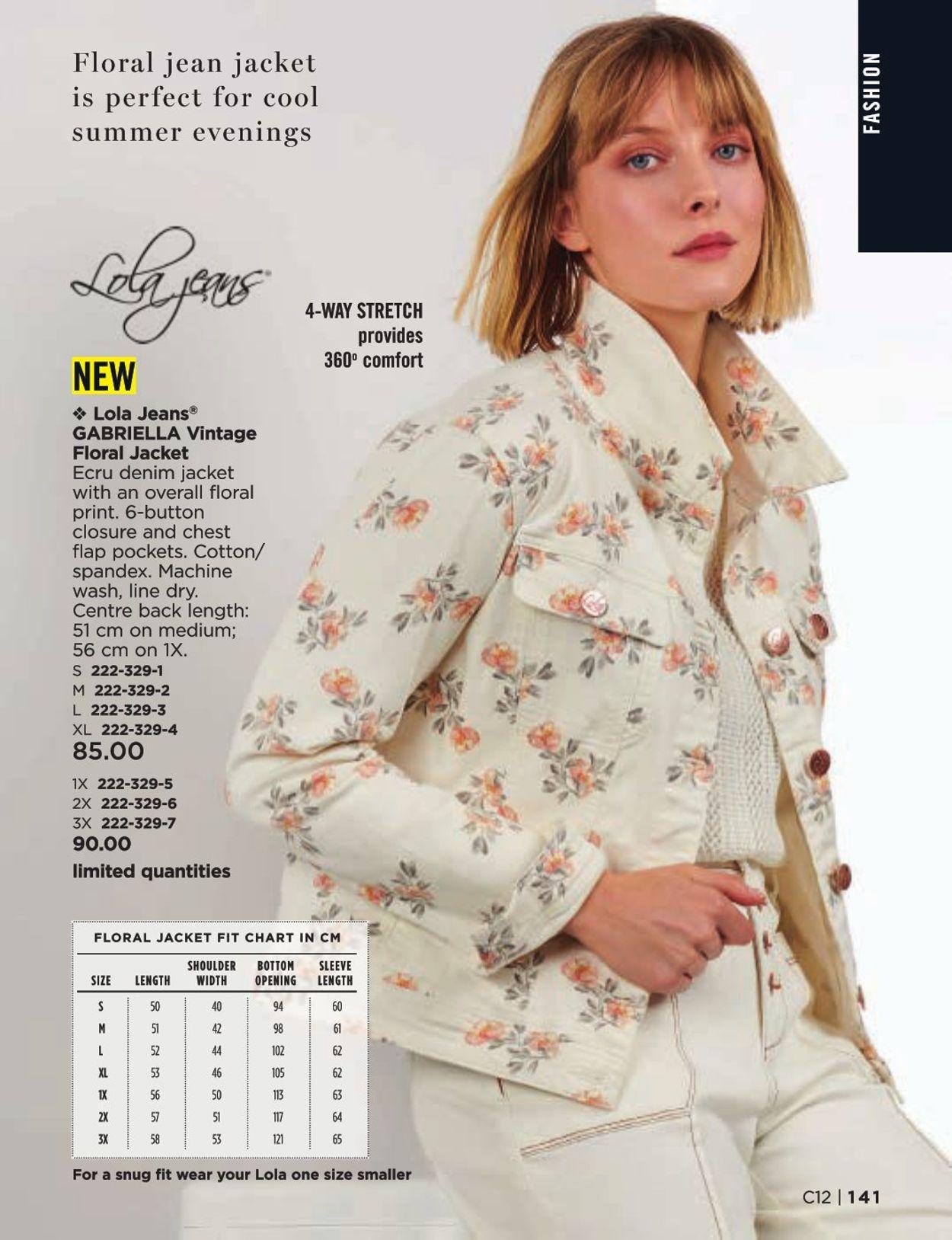 Avon Flyer - 05/14-06/09/2020 (Page 141)