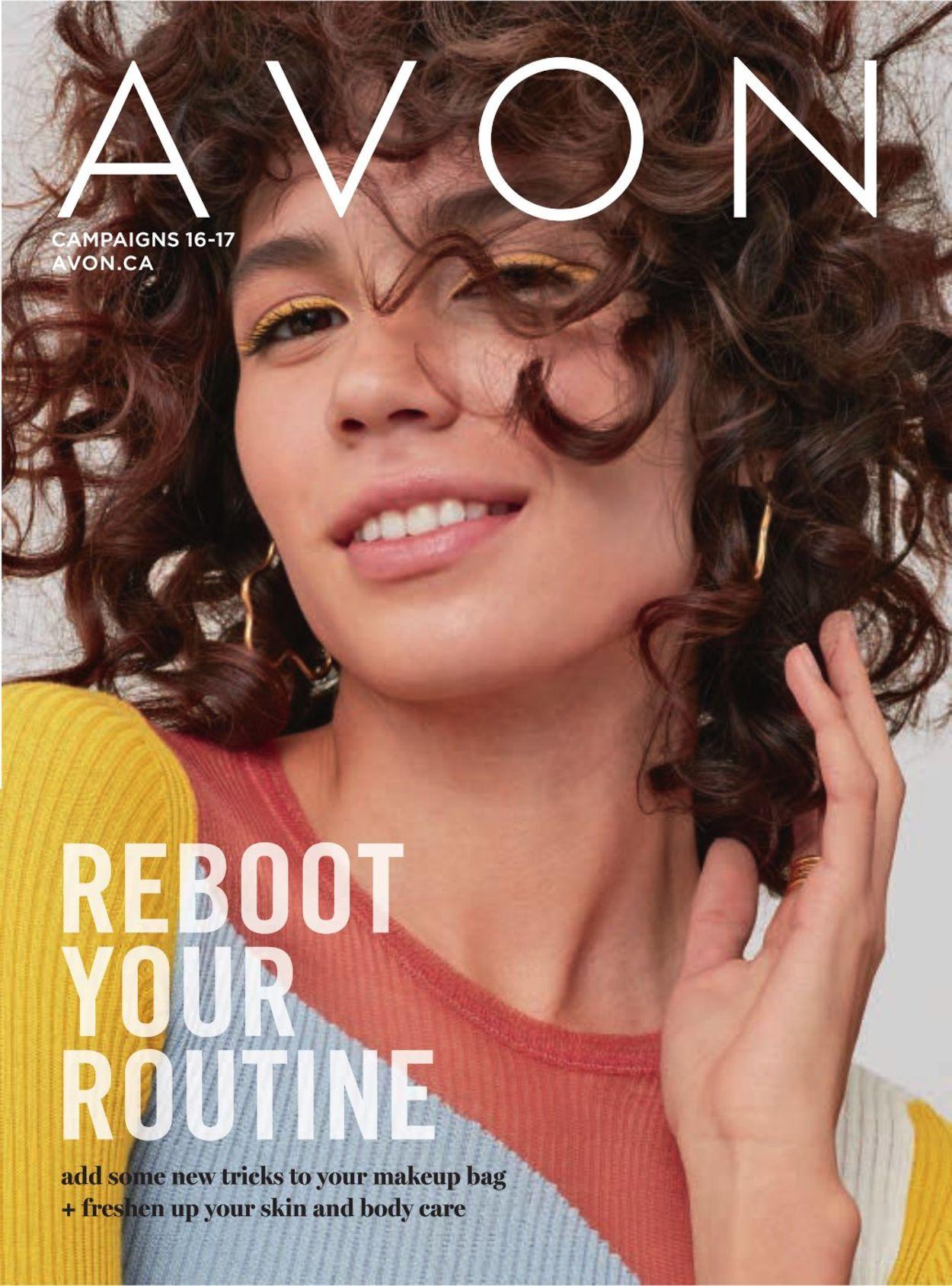 Avon Flyer - 07/01-08/31/2020