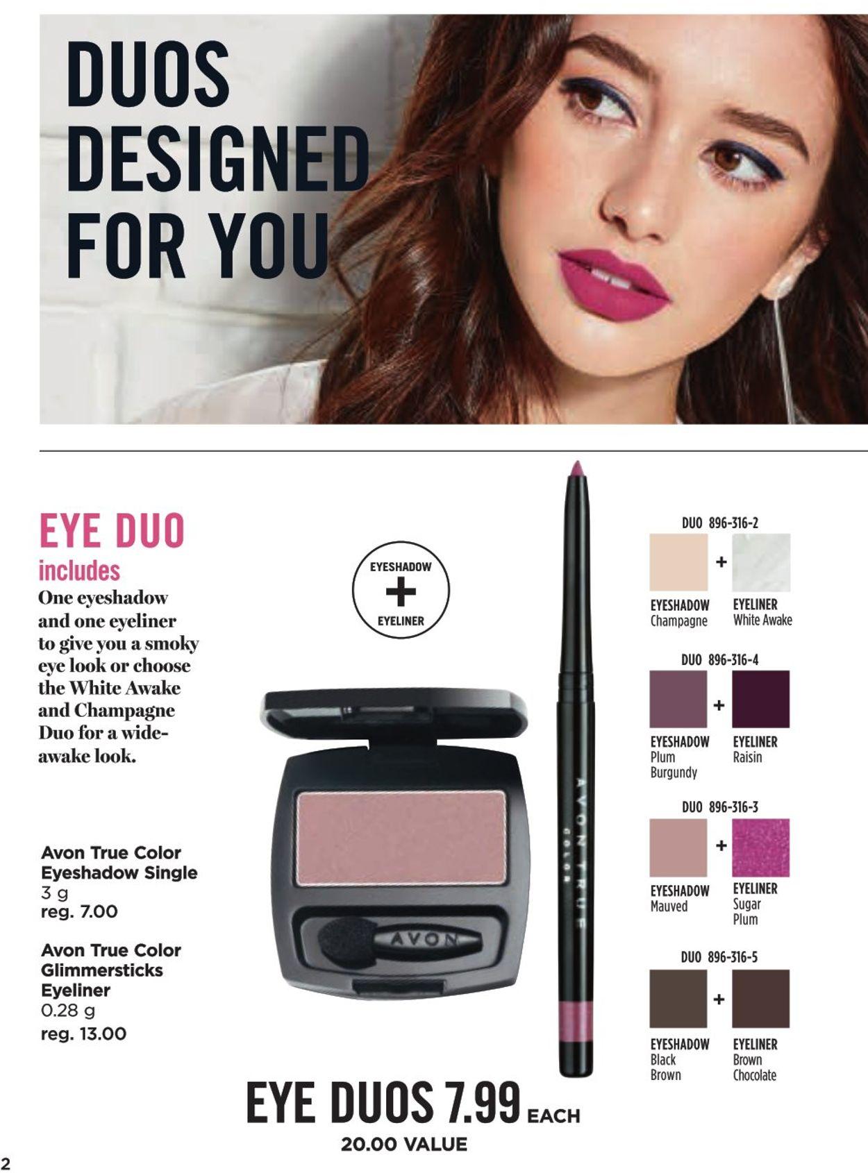 Avon Flyer - 07/01-08/31/2020 (Page 2)