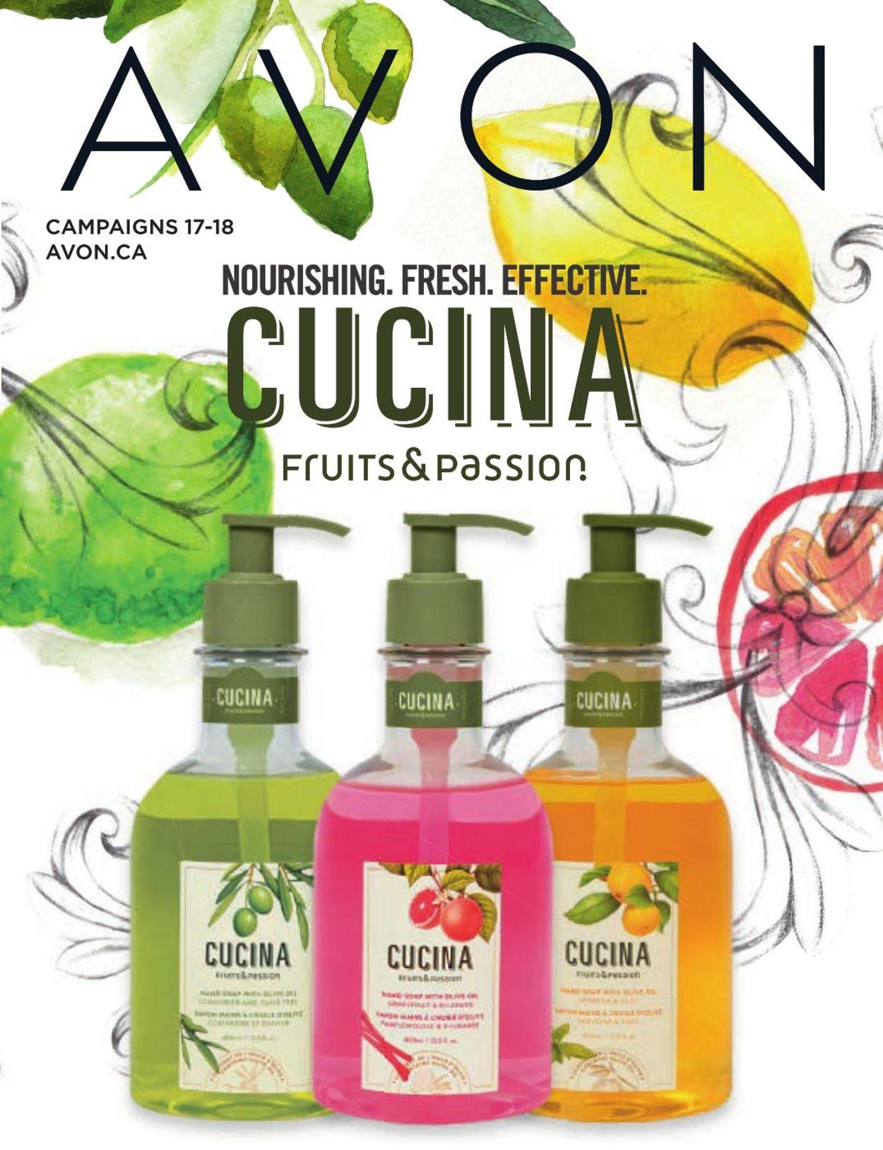 Avon Flyer - 07/23-08/19/2020