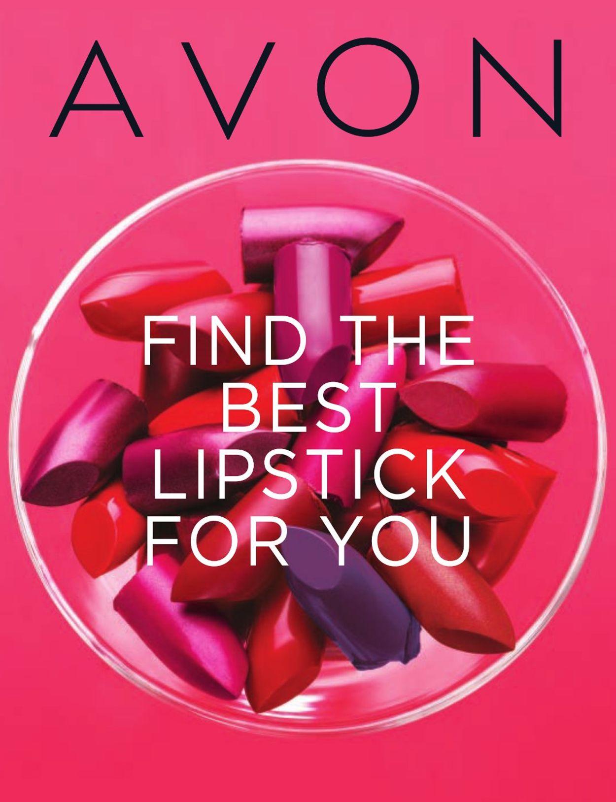 Avon Flyer - 08/07-08/31/2020