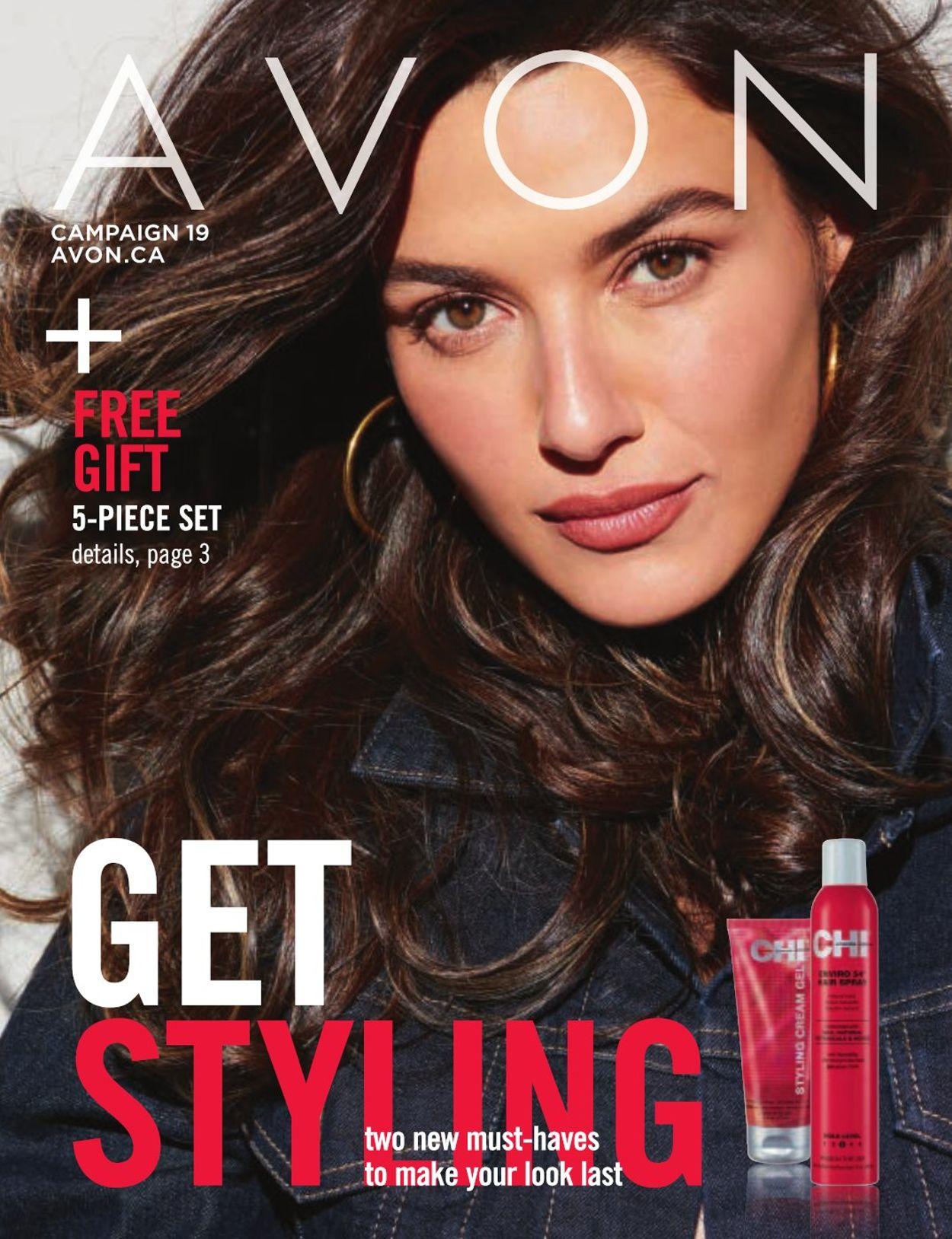 Avon Flyer - 08/19-09/09/2020