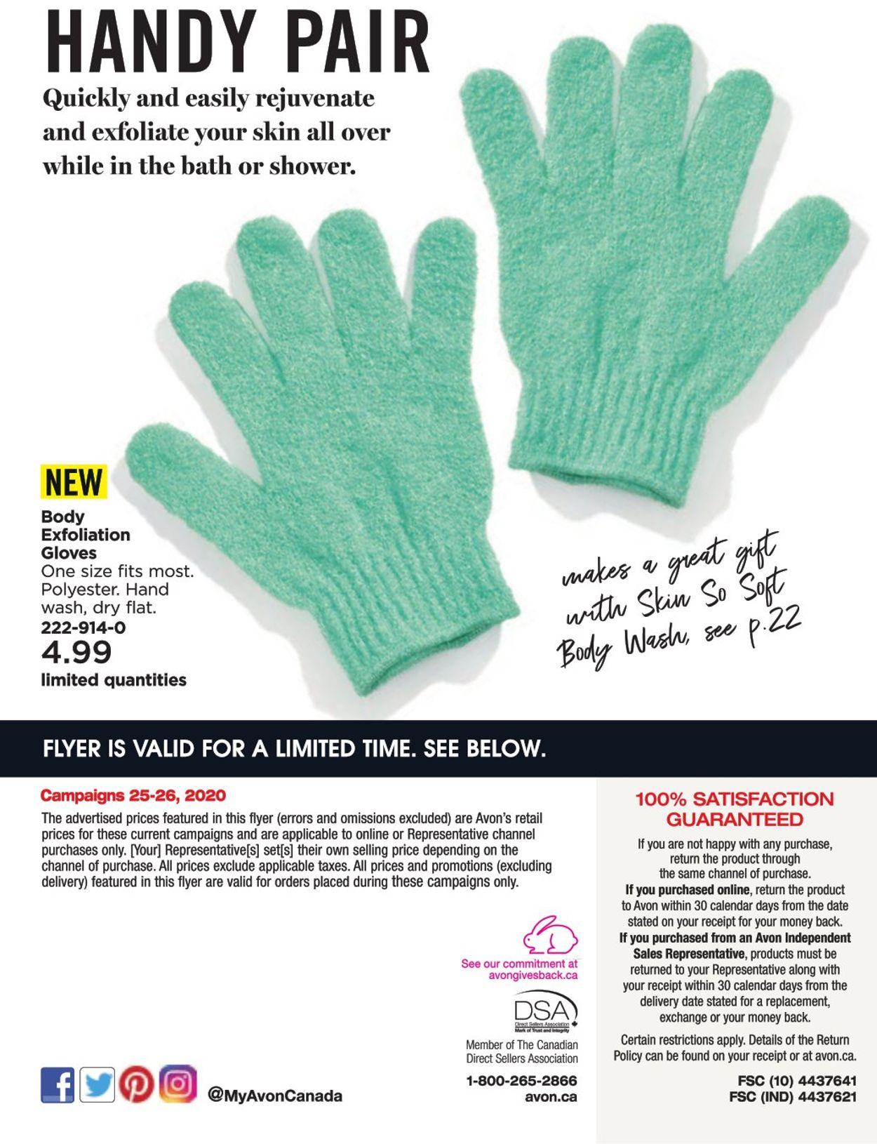 Avon Flyer - 11/16-12/14/2020 (Page 32)