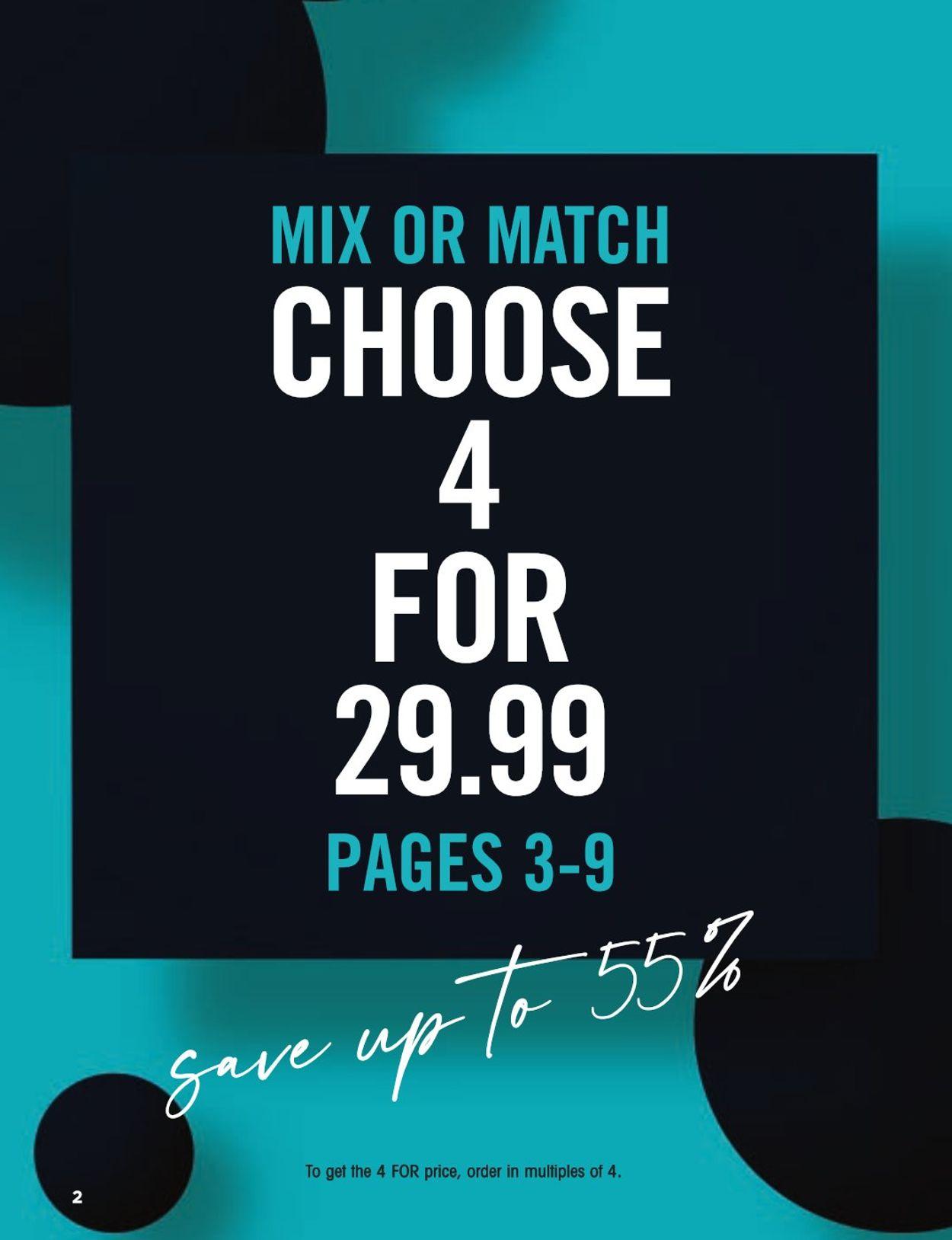 Avon - Black Friday 2020 Flyer - 11/16-12/03/2020 (Page 2)