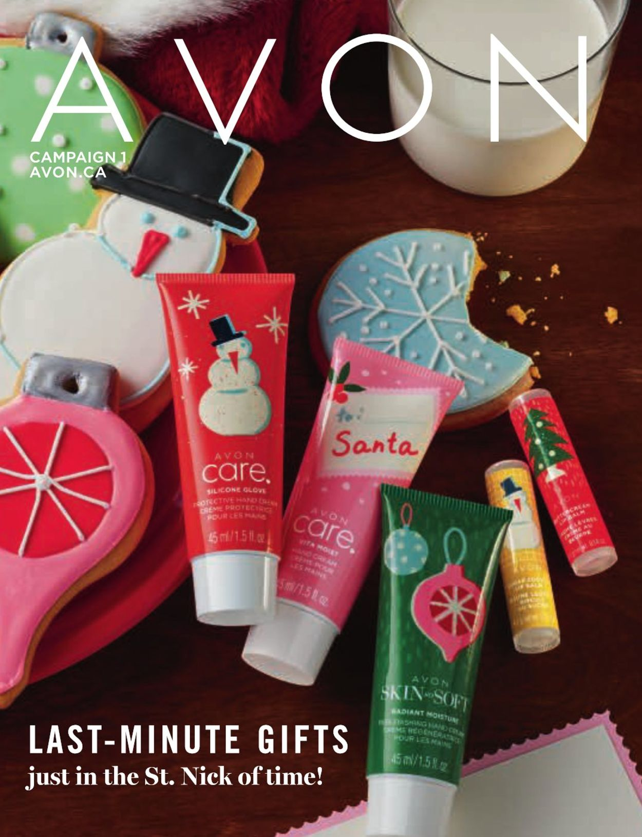 Avon - Holiday 2020 Flyer - 12/09-01/12/2021