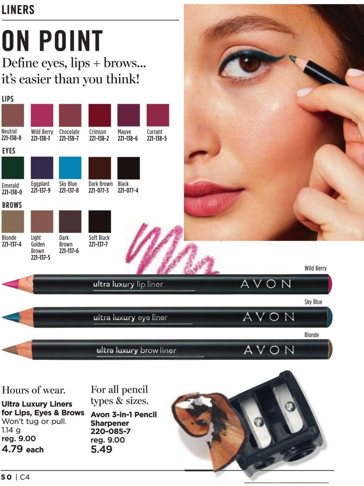 Avon Flyer - 01/20-01/31/2021 (Page 50)