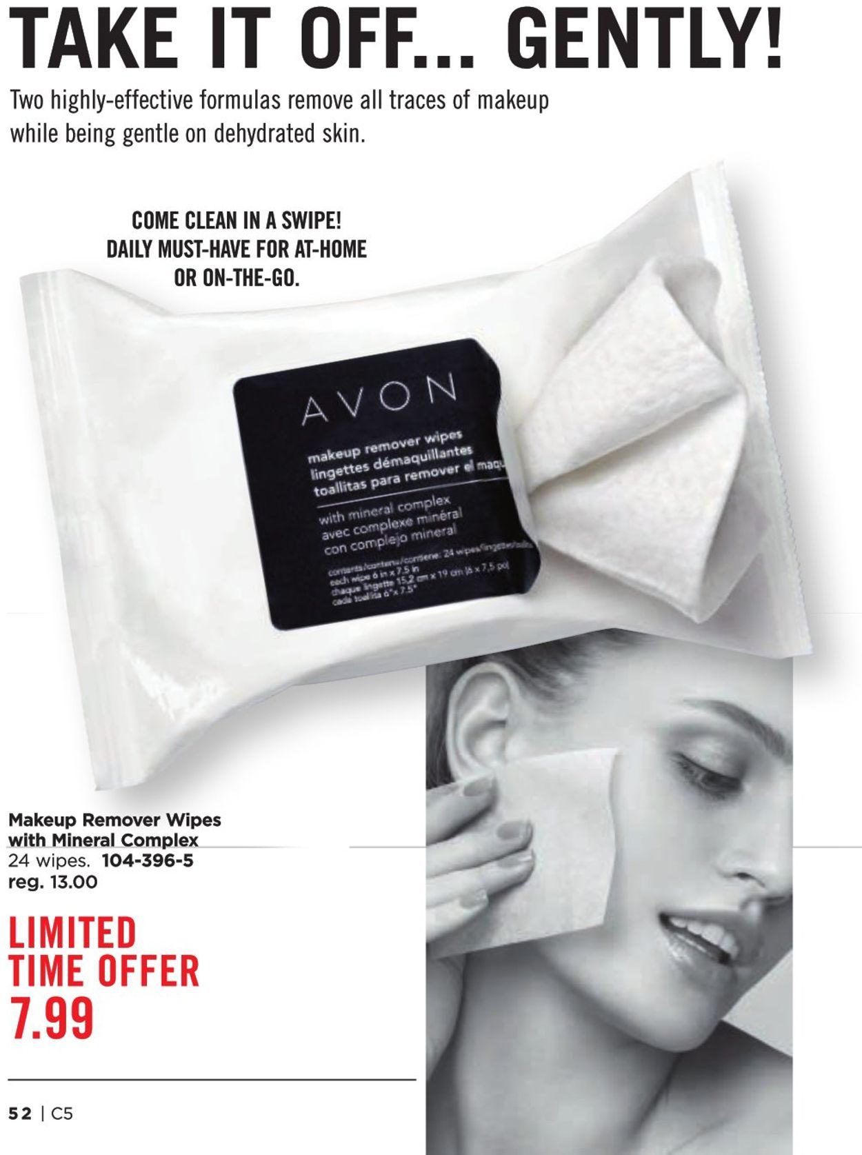 Avon Flyer - 02/03-02/28/2021 (Page 52)