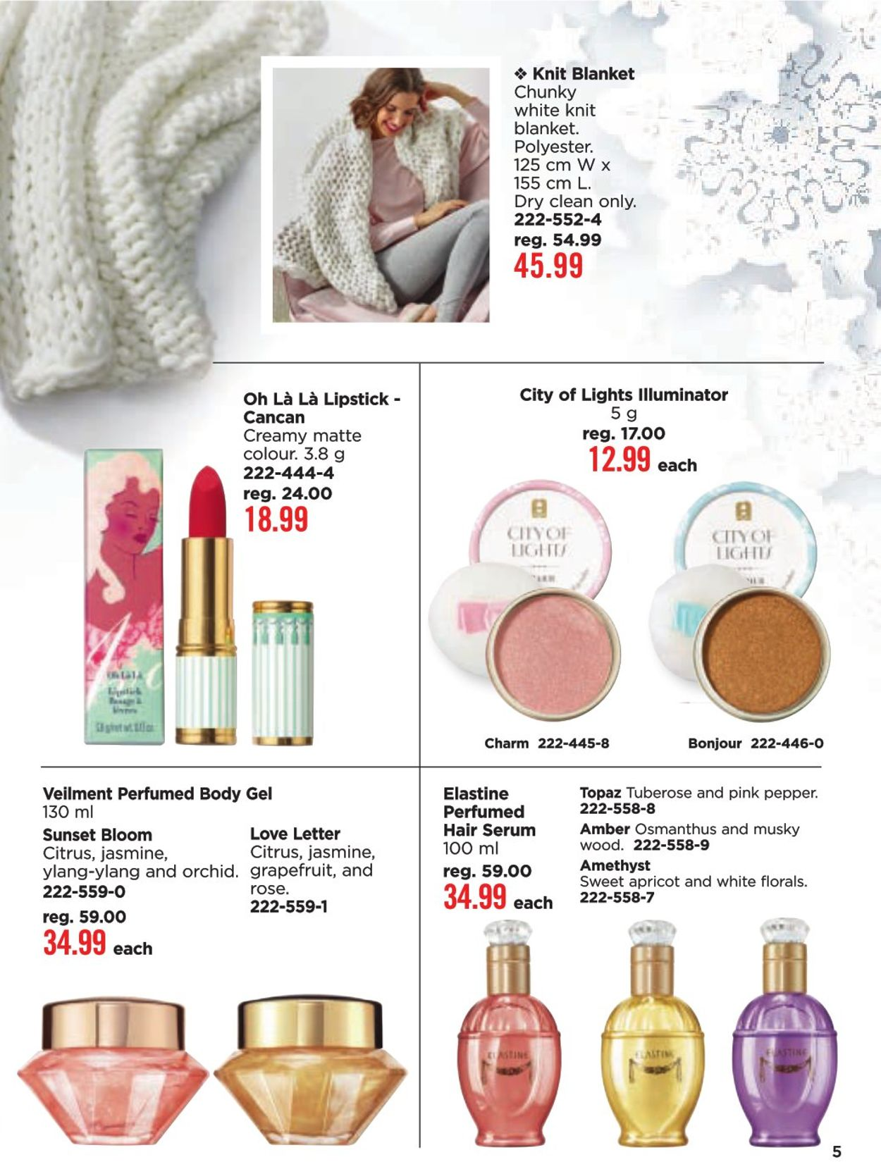 Avon - Winter Sale Flyer - 02/03-02/28/2021 (Page 5)