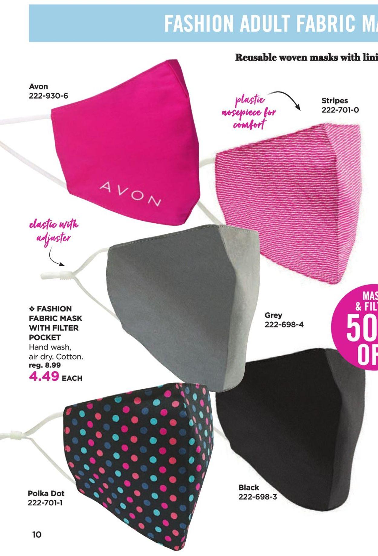 Avon Flyer - 02/27-03/31/2021 (Page 10)