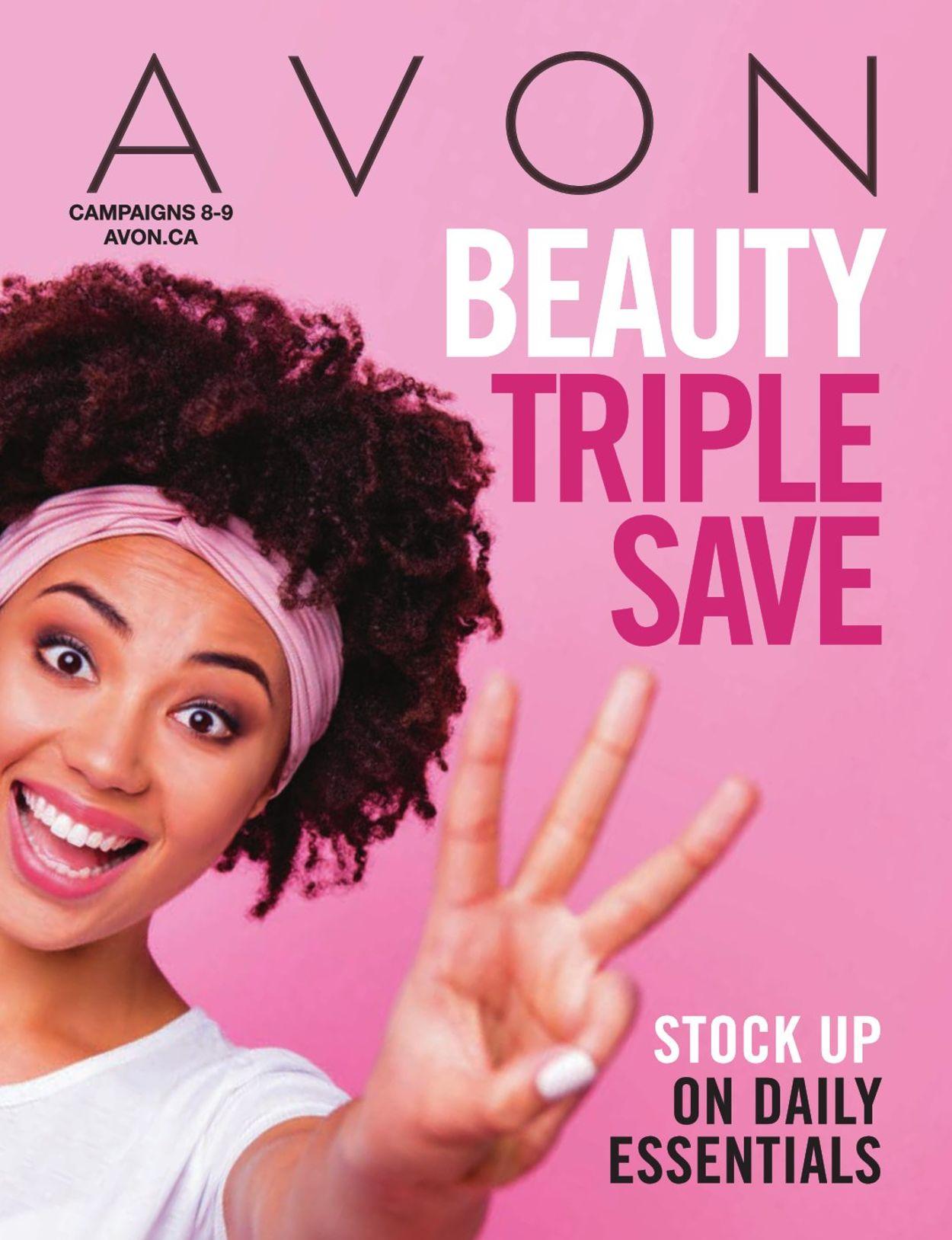 Avon Flyer - 03/03-03/31/2021