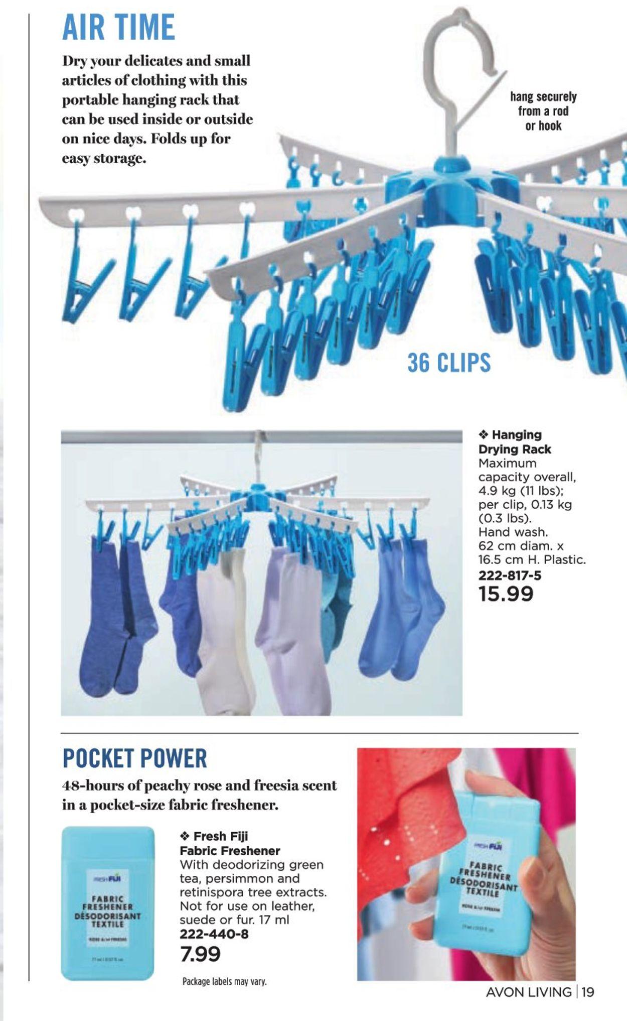 Avon Flyer - 03/03-03/31/2021 (Page 19)