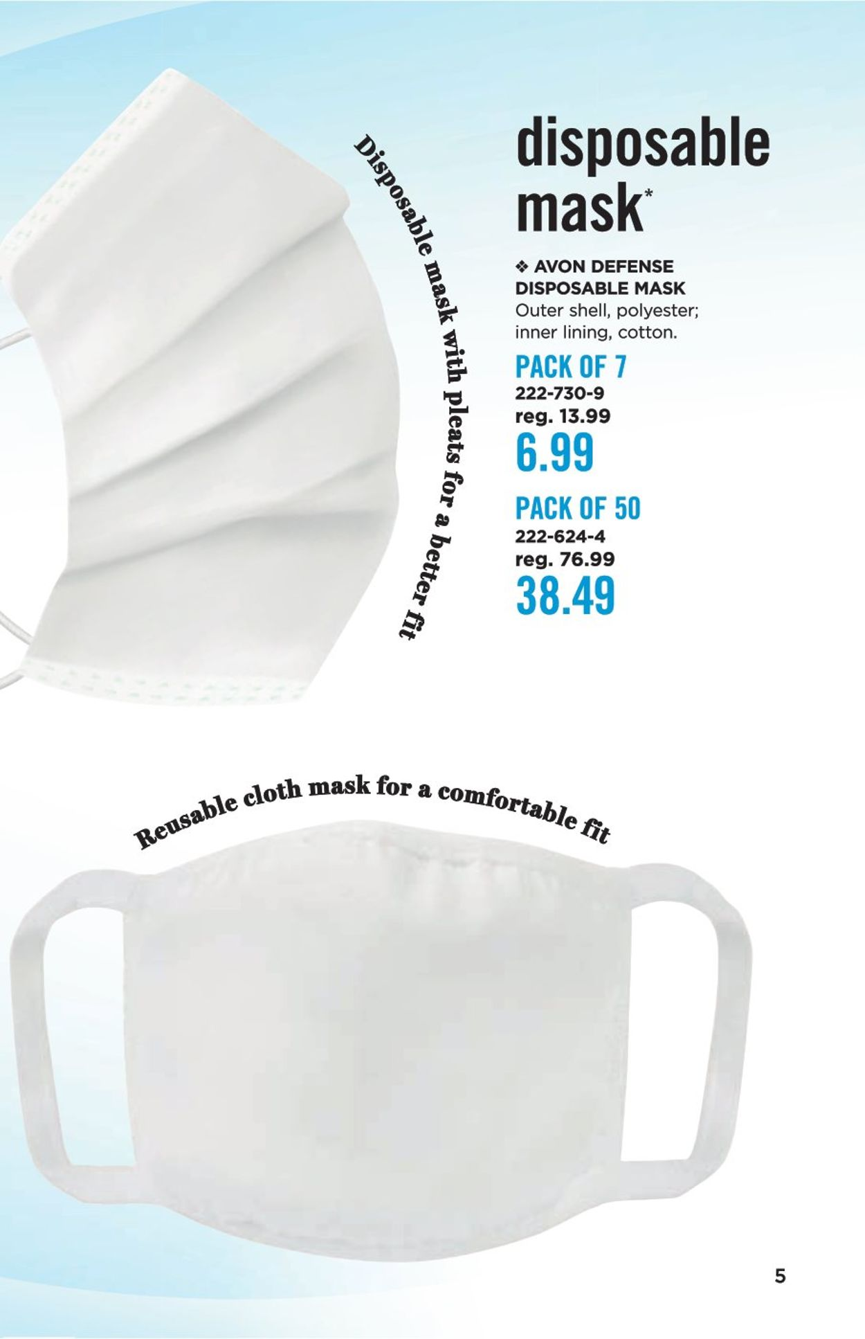Avon Flyer - 03/31-04/15/2021 (Page 5)