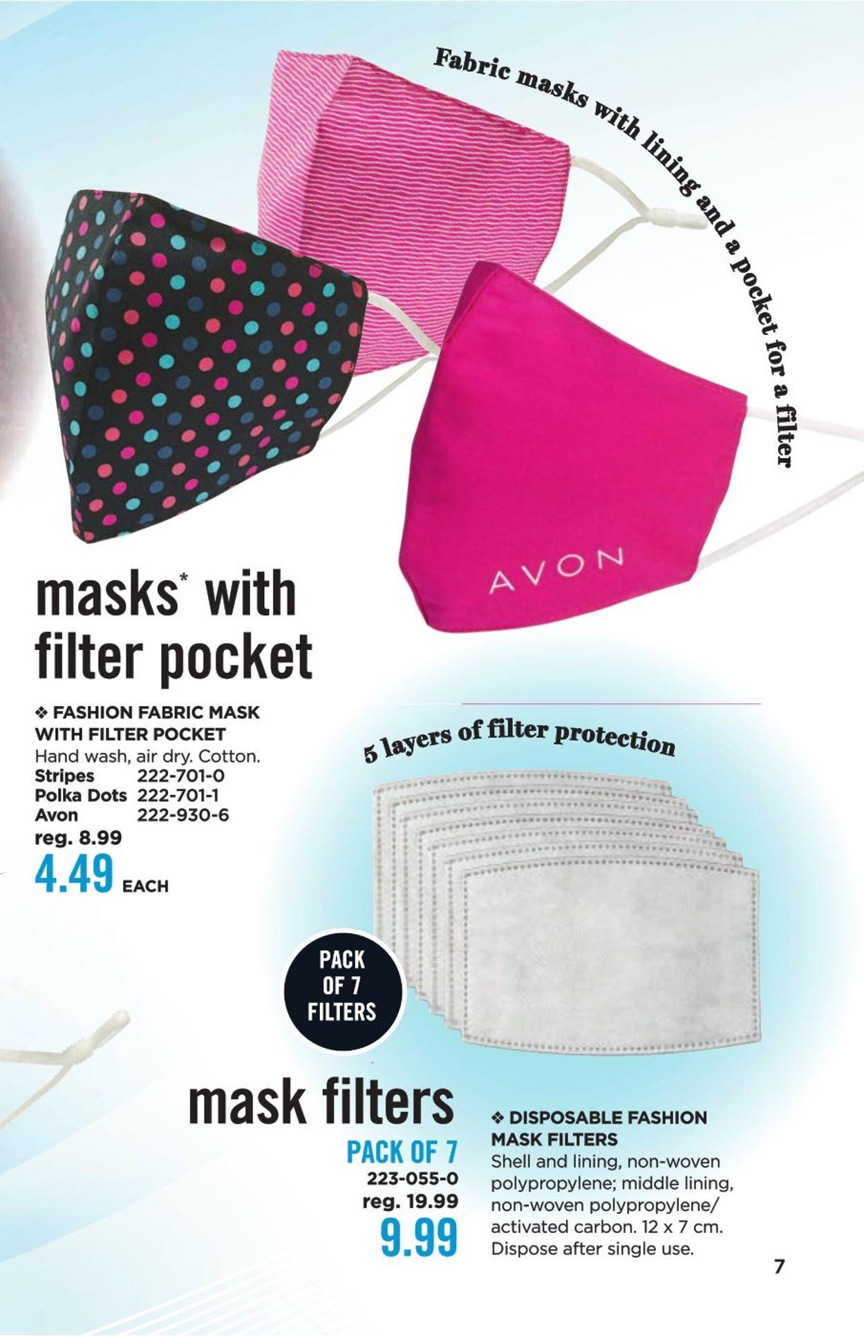 Avon Flyer - 03/31-04/15/2021 (Page 7)