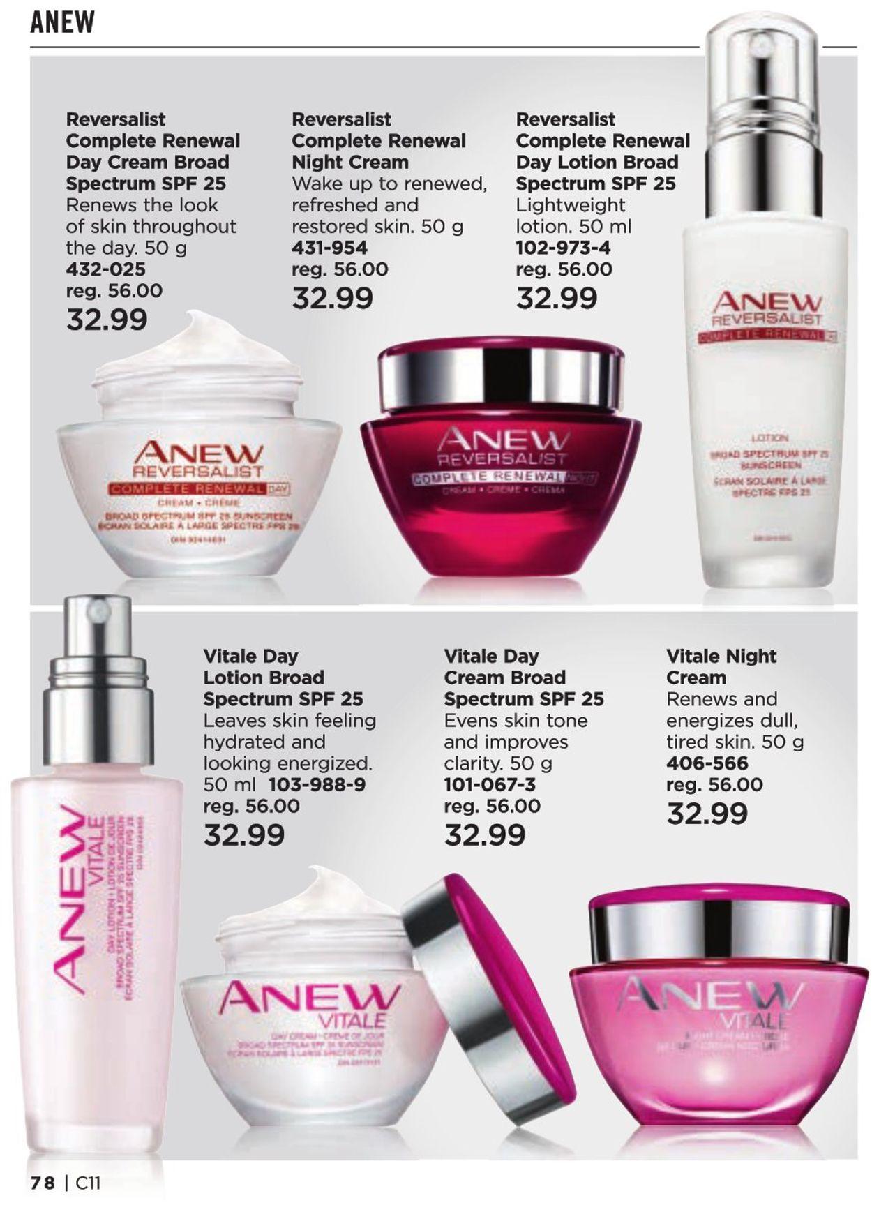 Avon Flyer - 04/20-05/31/2021 (Page 78)