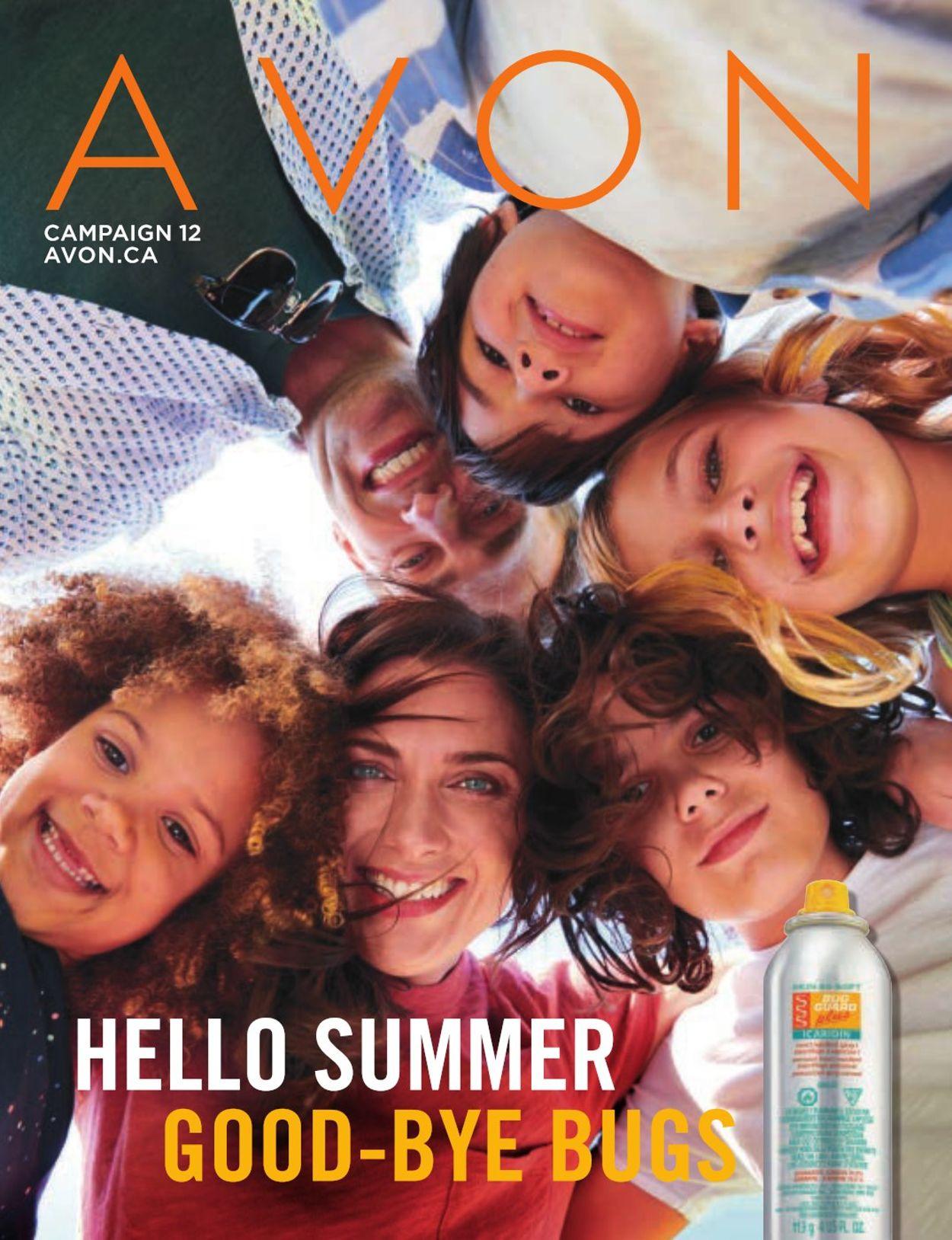 Avon Flyer - 05/01-05/31/2021