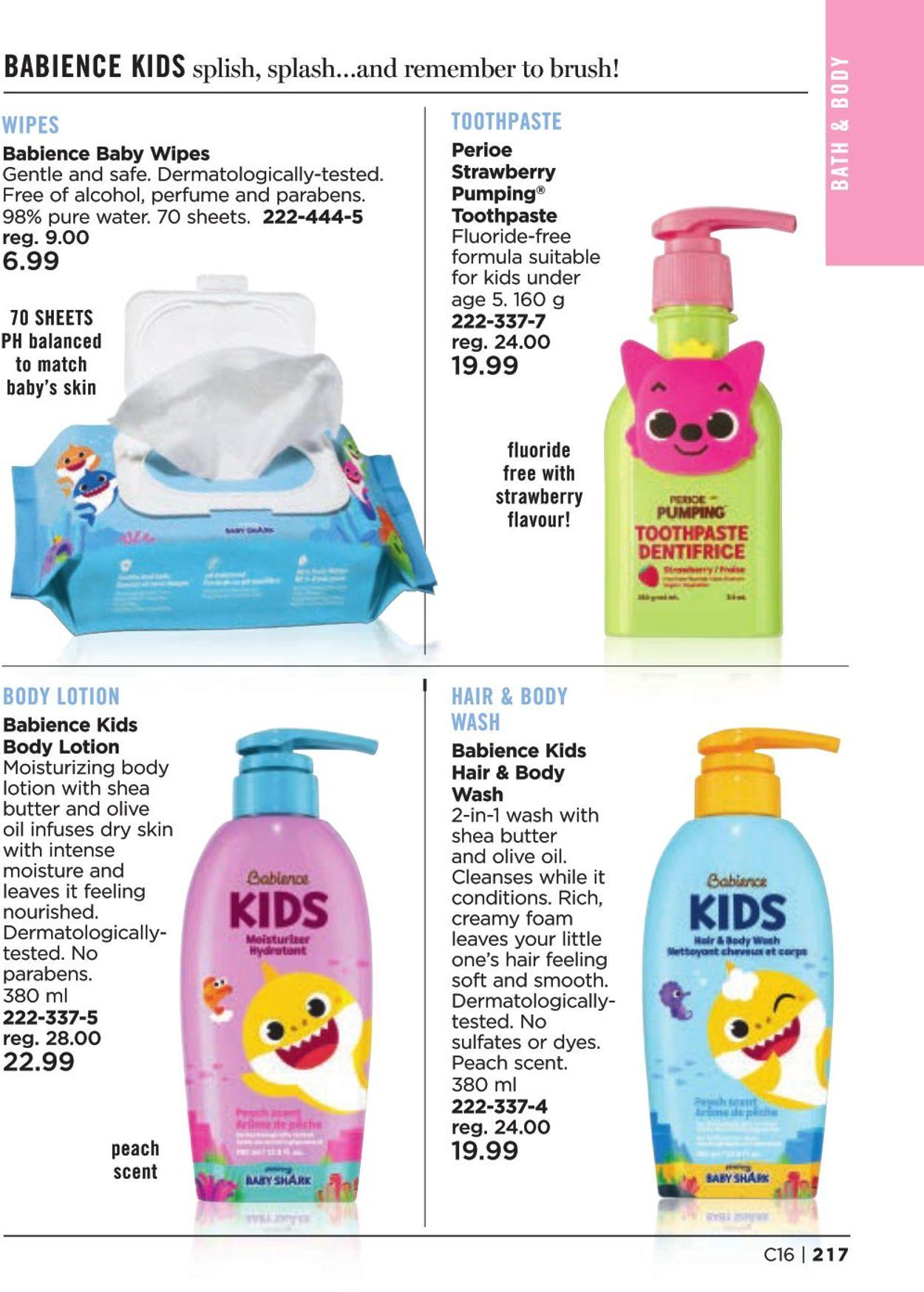 Avon Flyer - 07/04-07/25/2021 (Page 217)