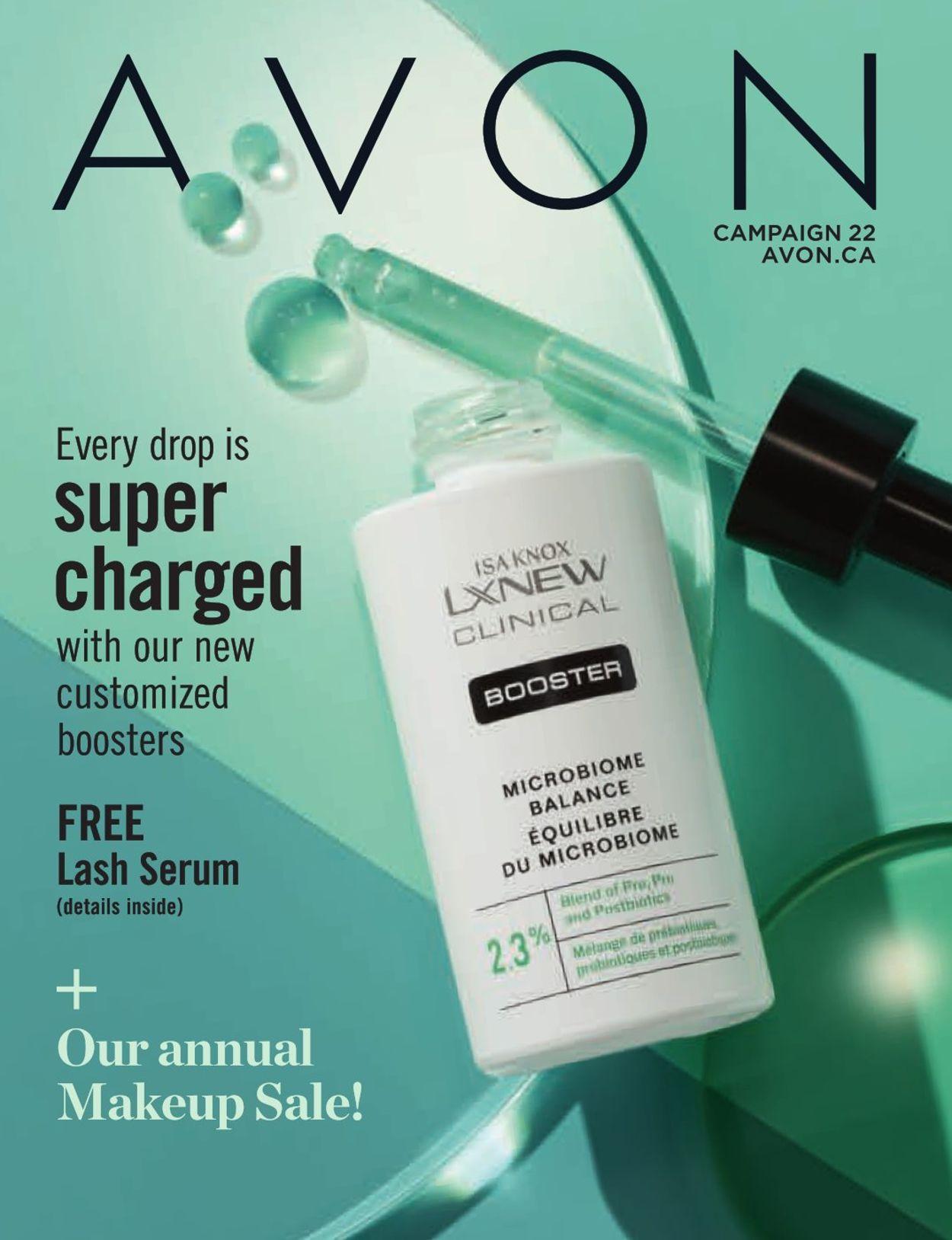 Avon Flyer - 09/30-10/30/2021