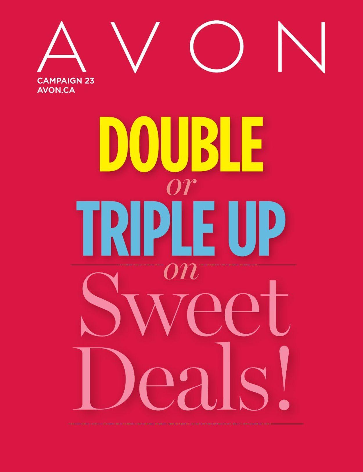 Avon Flyer - 10/13-11/13/2021