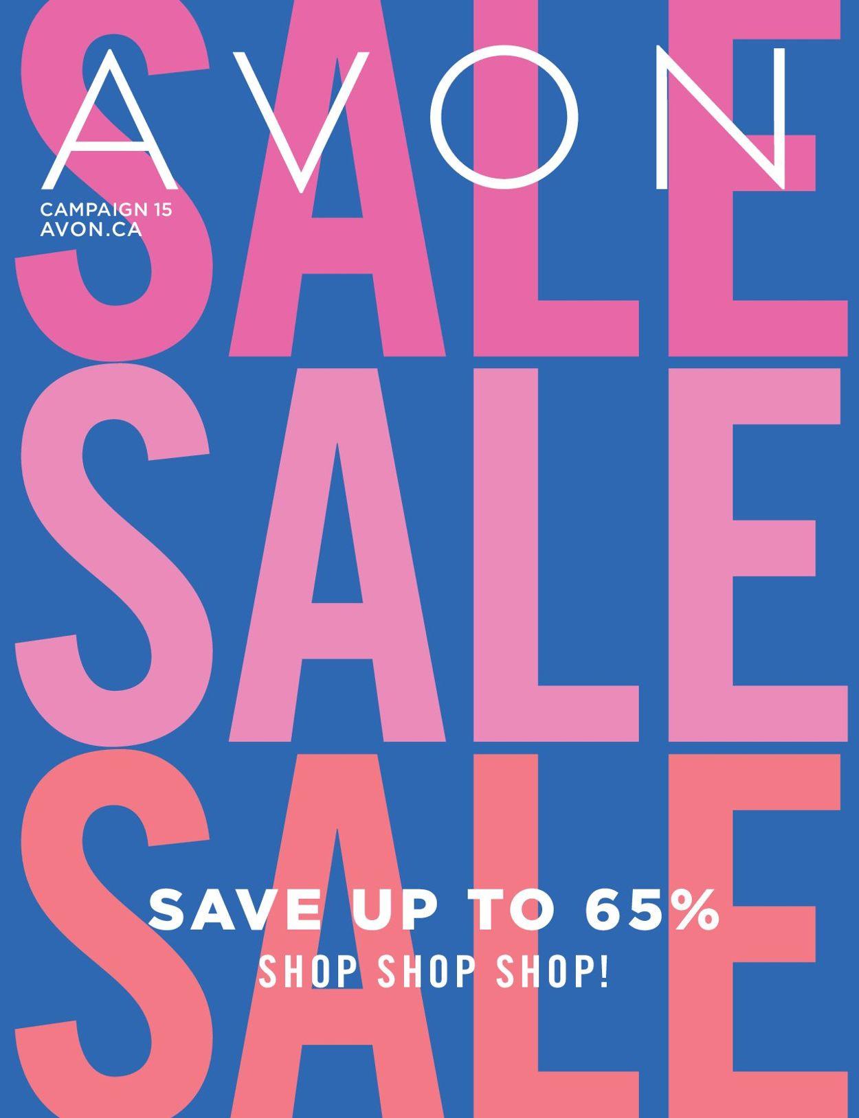 Avon Flyer - 06/27-07/10/2019