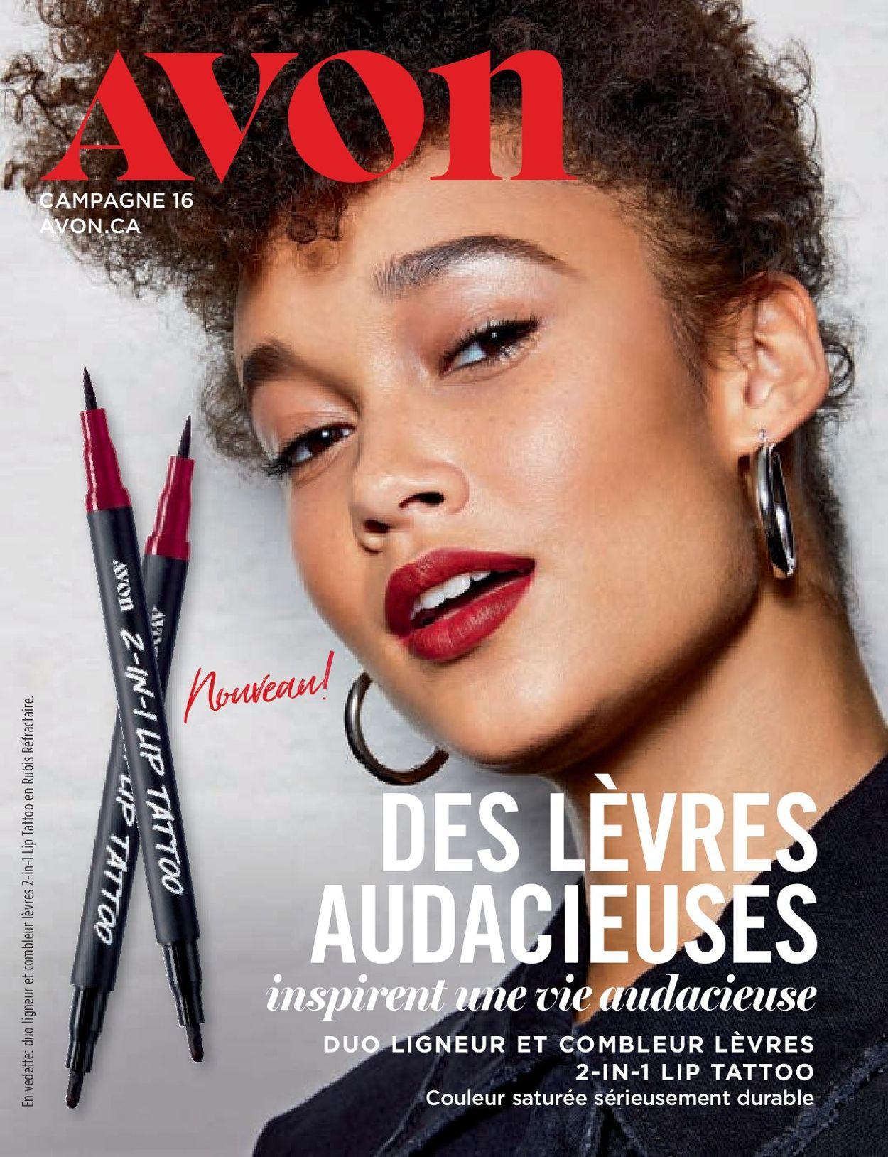 Avon Flyer - 07/11-07/24/2019