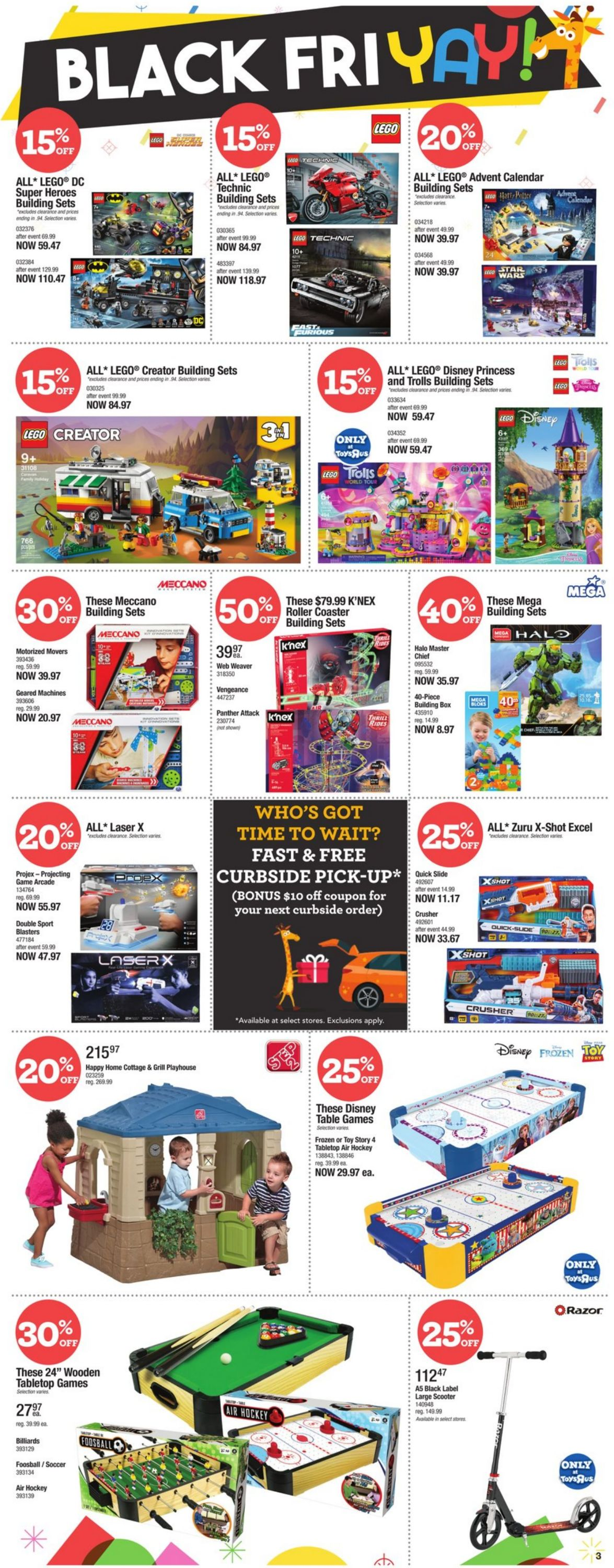 Babies''R''Us - Black Friday 2020 Flyer - 11/19-11/25/2020 (Page 3)