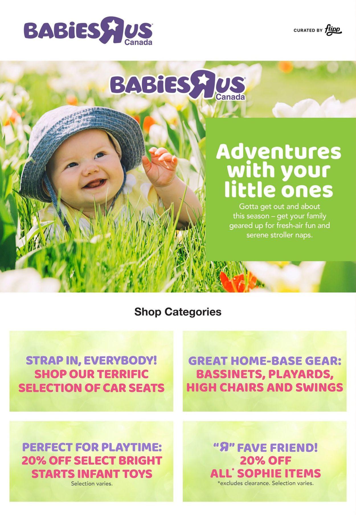 Babies''R''Us Flyer - 05/27-06/02/2021