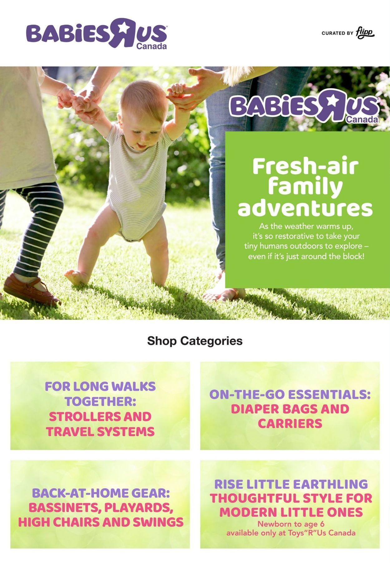 Babies''R''Us Flyer - 06/17-06/23/2021