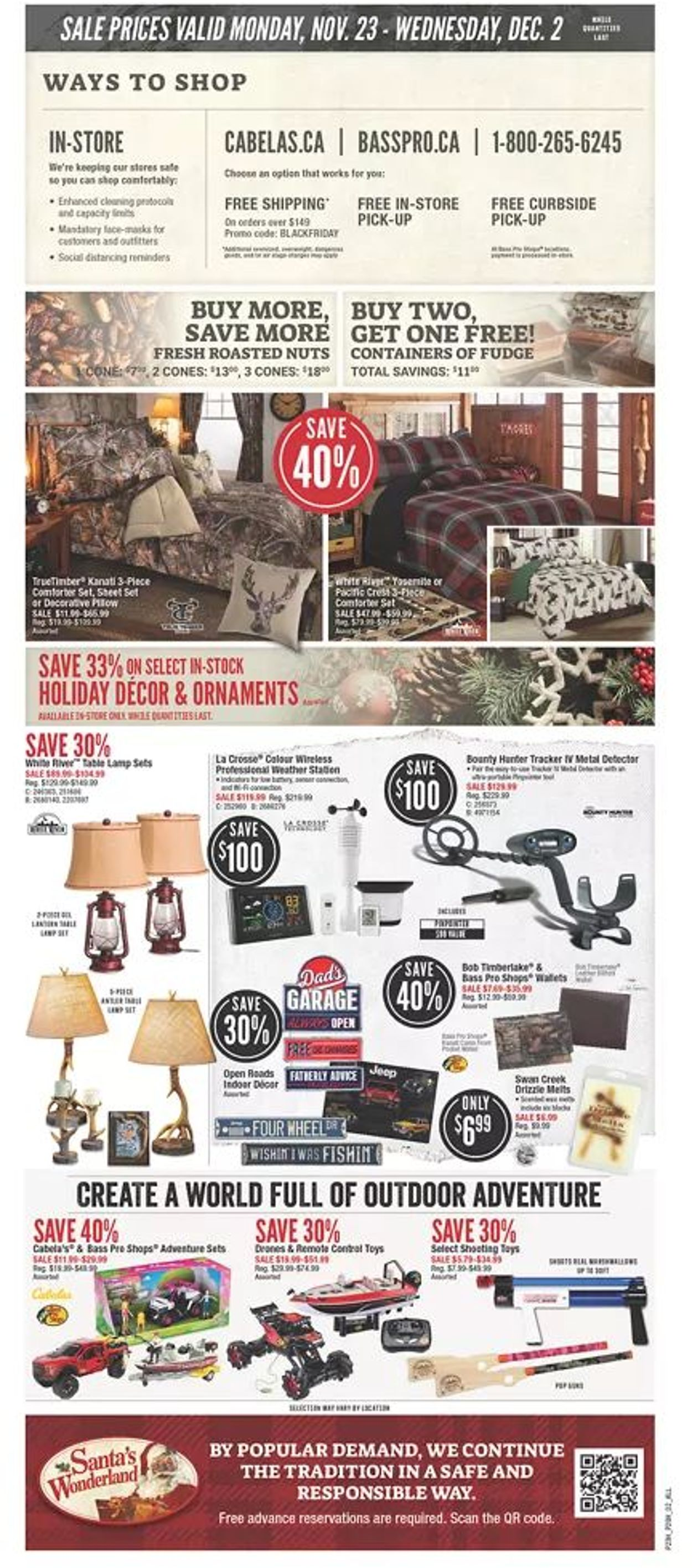 Bass Pro - Black Friday 2020 Flyer - 11/23-12/02/2020 (Page 2)