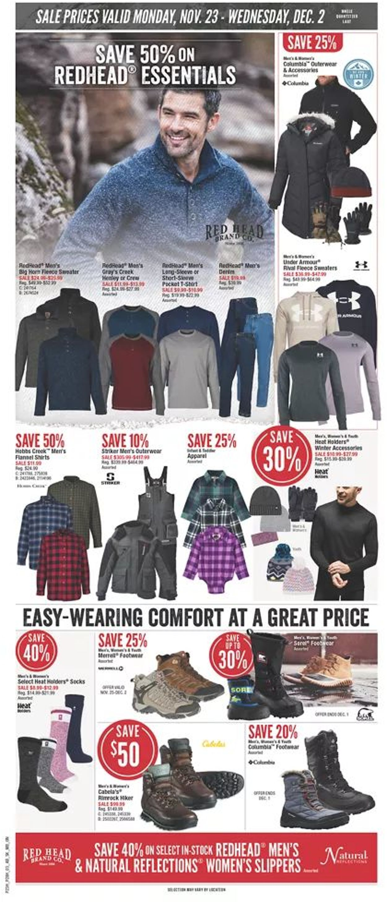 Bass Pro - Black Friday 2020 Flyer - 11/23-12/02/2020 (Page 3)