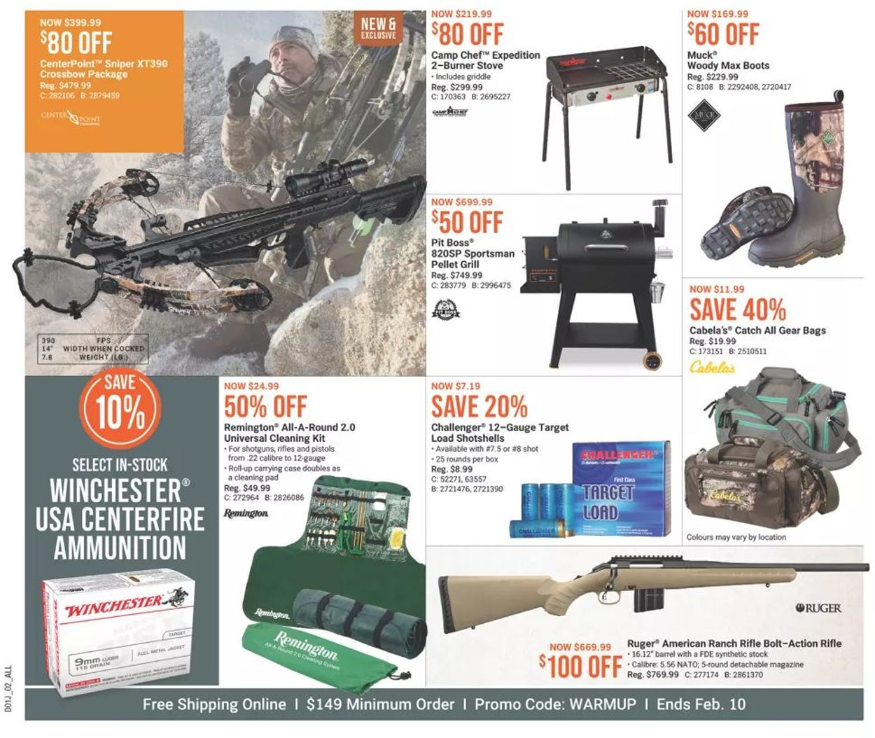 Bass Pro Flyer - 01/21-02/10/2021 (Page 2)