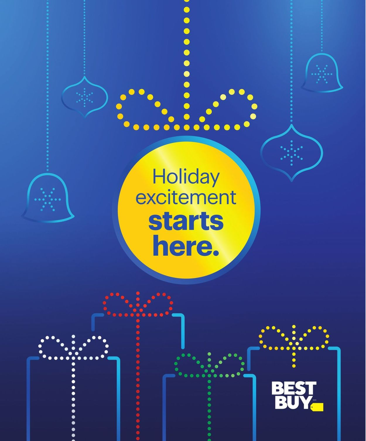 Best Buy - Holiday Flyer 2019 Flyer - 11/12-12/24/2019