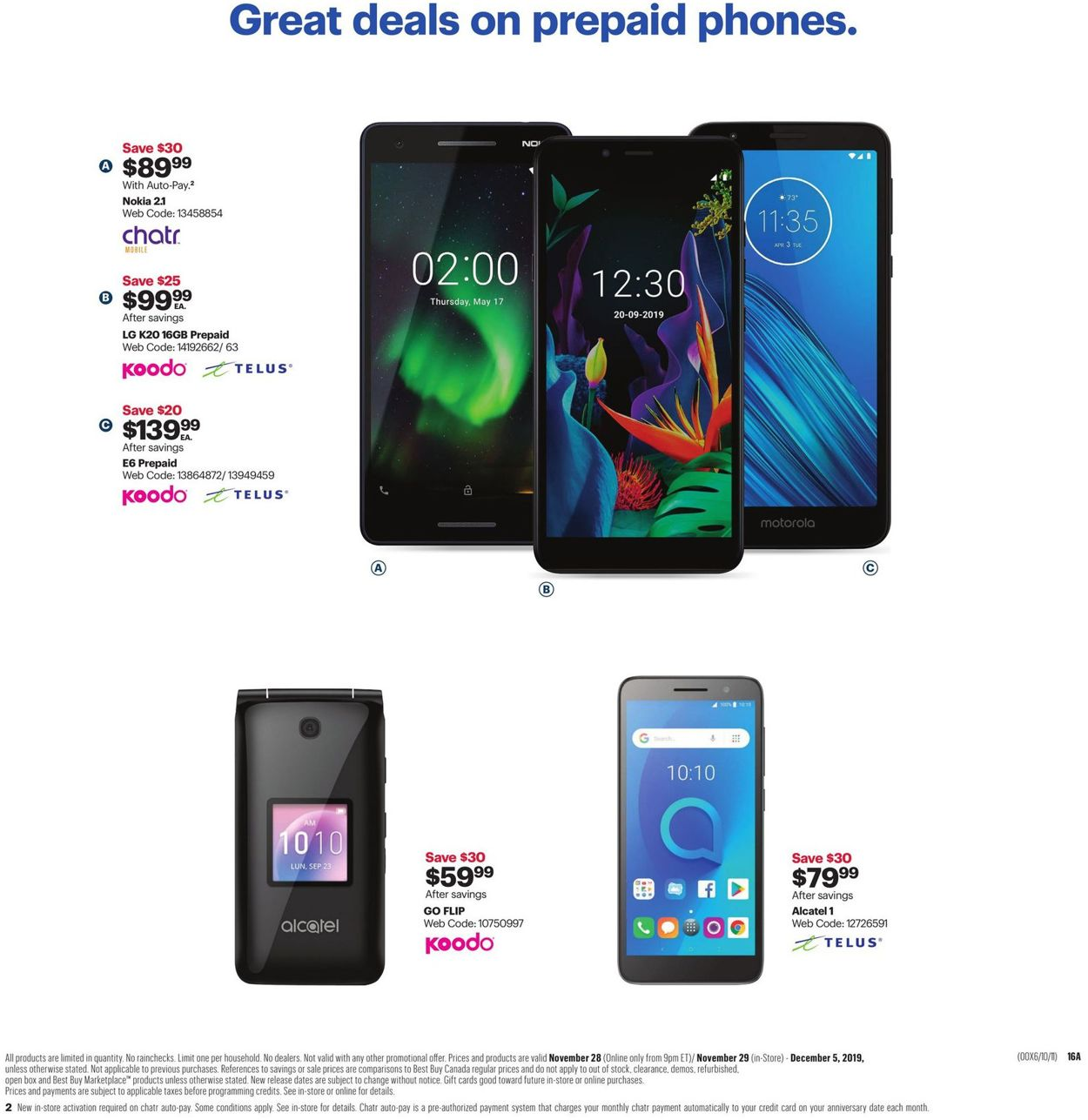 Best Buy - Black Friday Flyer 2019 Flyer - 11/28-12/05/2019 (Page 43)