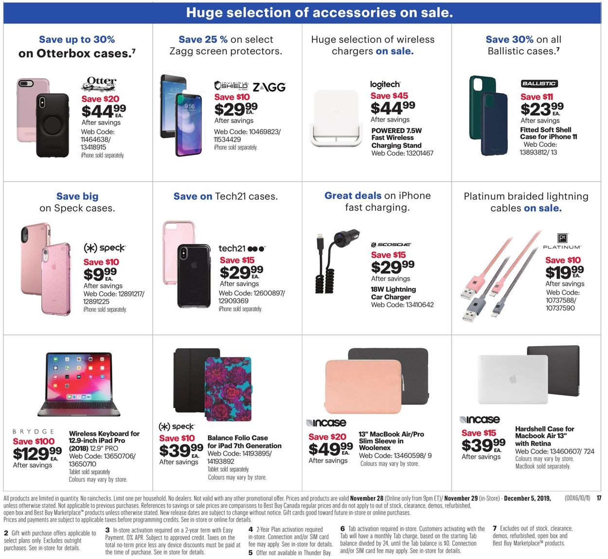 Best Buy - Black Friday Flyer 2019 Flyer - 11/28-12/05/2019 (Page 46)