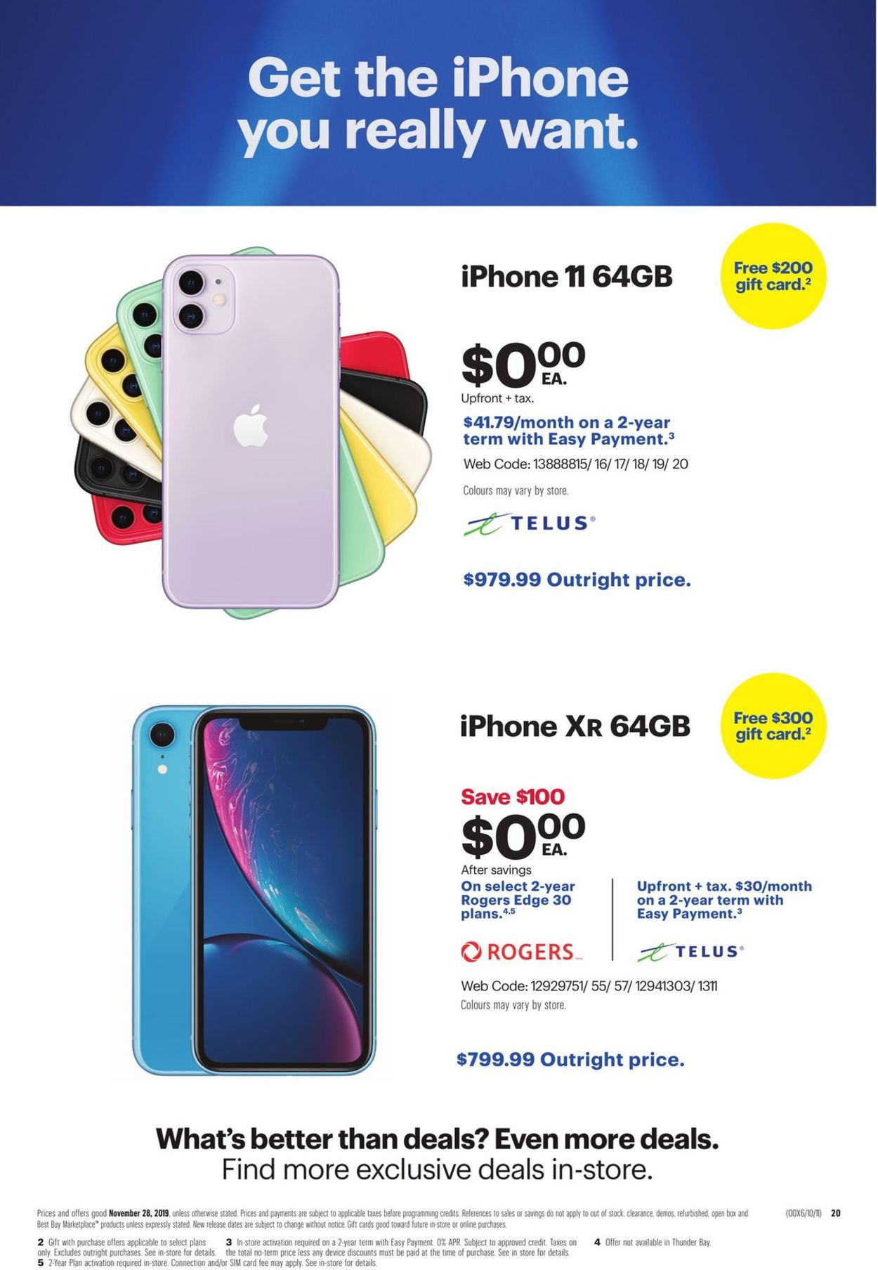 Best Buy - Early Black Friday Sale 2019 Flyer - 11/28-11/28/2019 (Page 21)