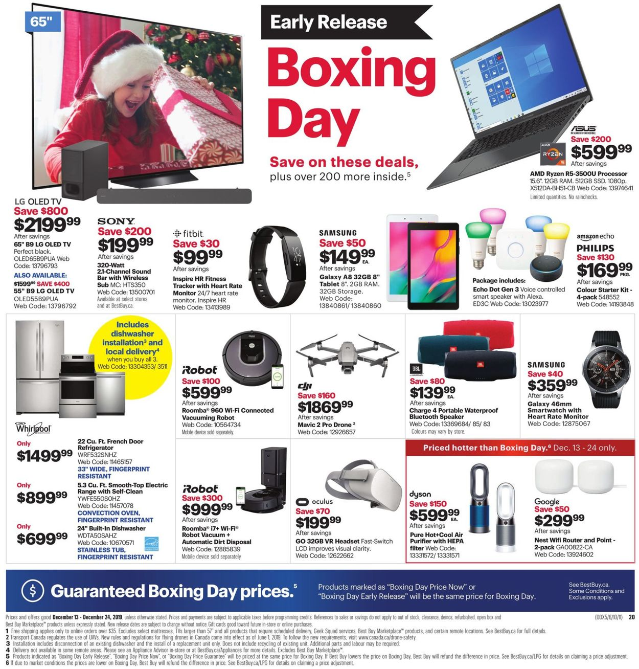 Best Buy - BOXING DAY 2019 SALE Flyer - 12/20-12/24/2019 (Page 4)
