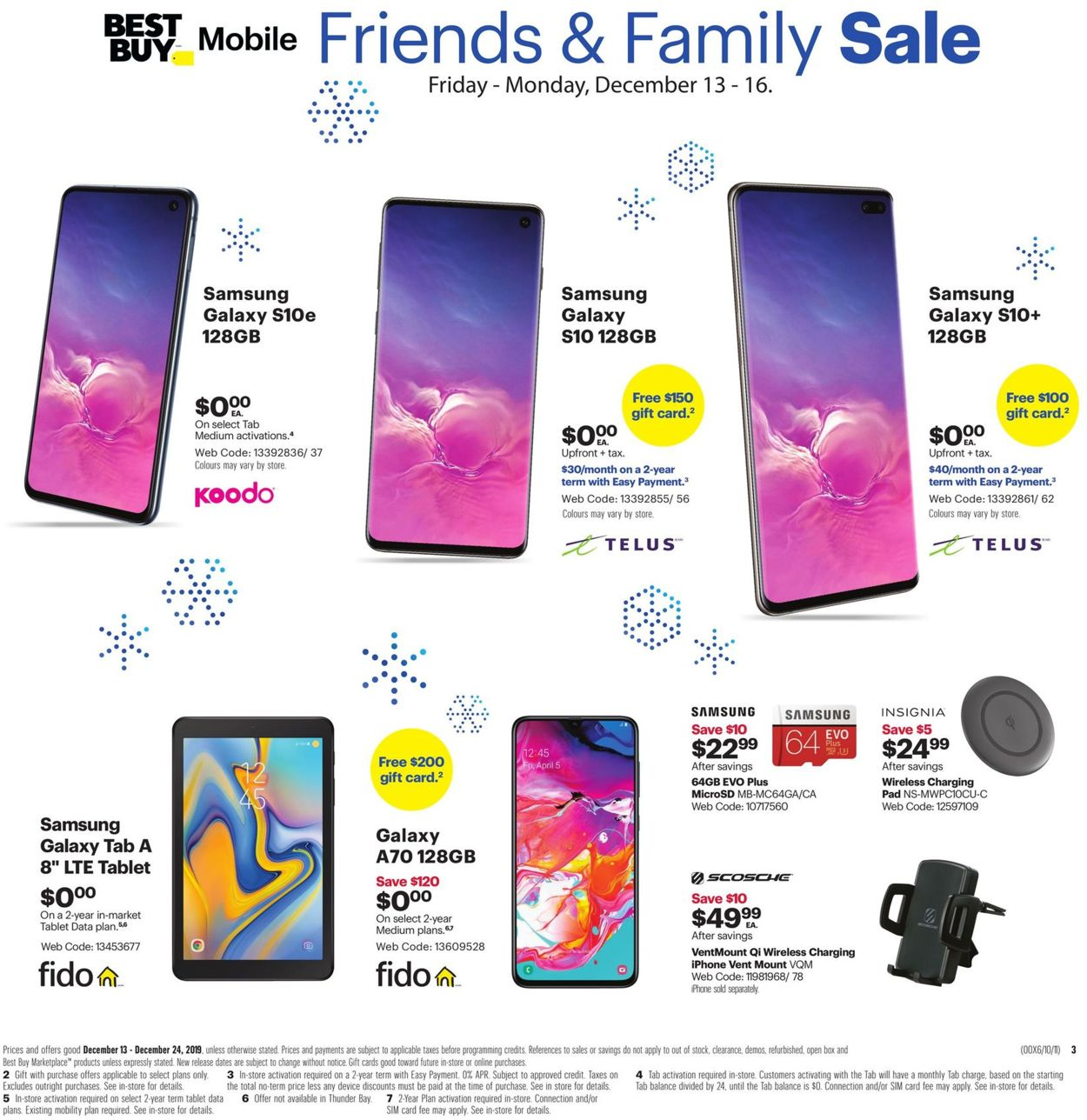 Best Buy - BOXING DAY 2019 SALE Flyer - 12/20-12/24/2019 (Page 6)
