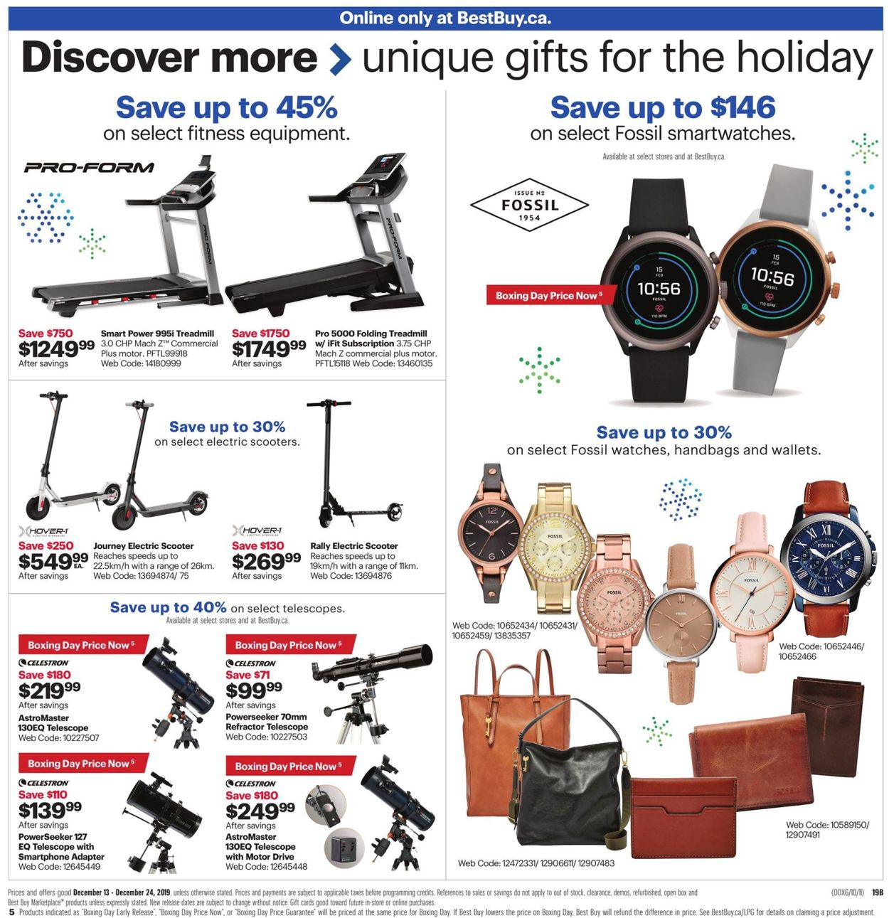 Best Buy - BOXING DAY 2019 SALE Flyer - 12/20-12/24/2019 (Page 46)