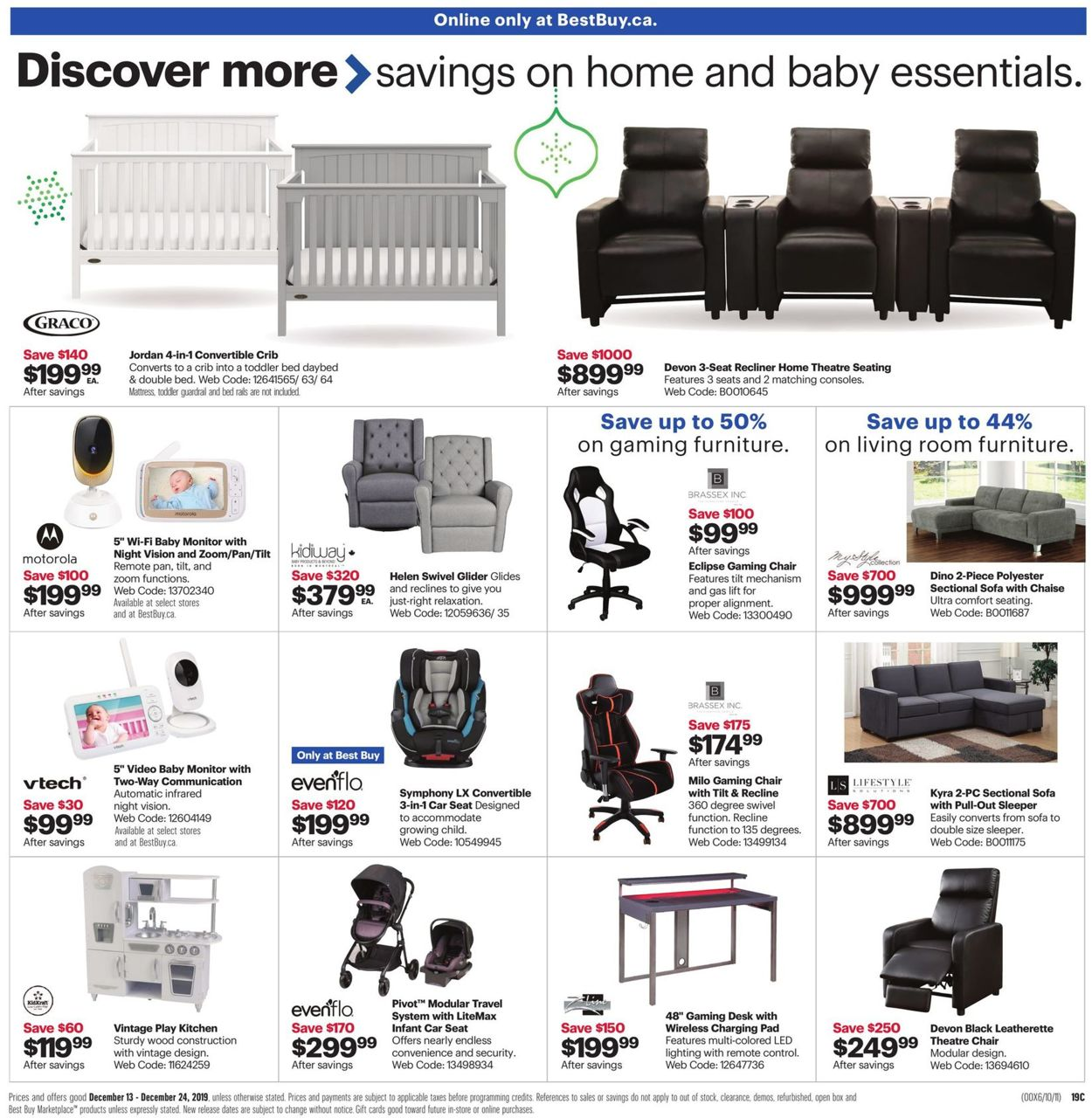 Best Buy - BOXING DAY 2019 SALE Flyer - 12/20-12/24/2019 (Page 47)