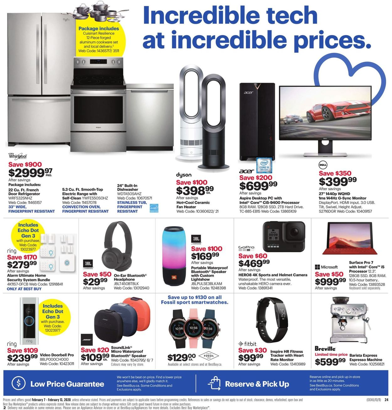 Best Buy Flyer - 02/07-02/13/2020 (Page 2)