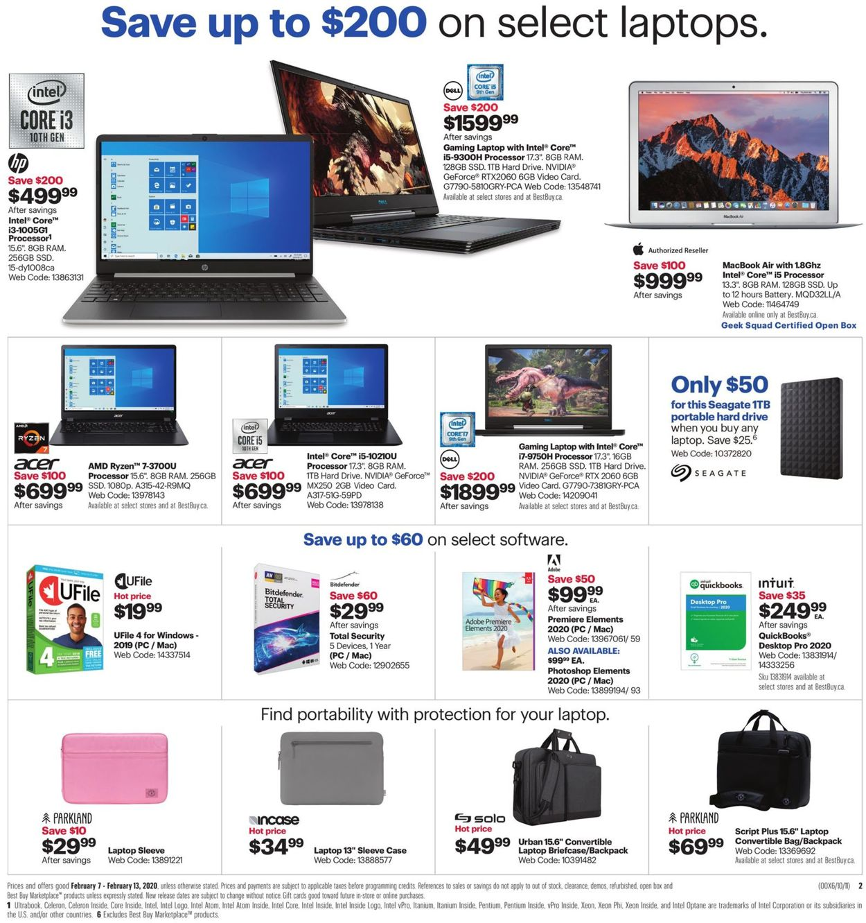Best Buy Flyer - 02/07-02/13/2020 (Page 4)