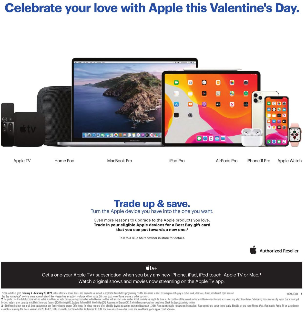 Best Buy Flyer - 02/07-02/16/2020
