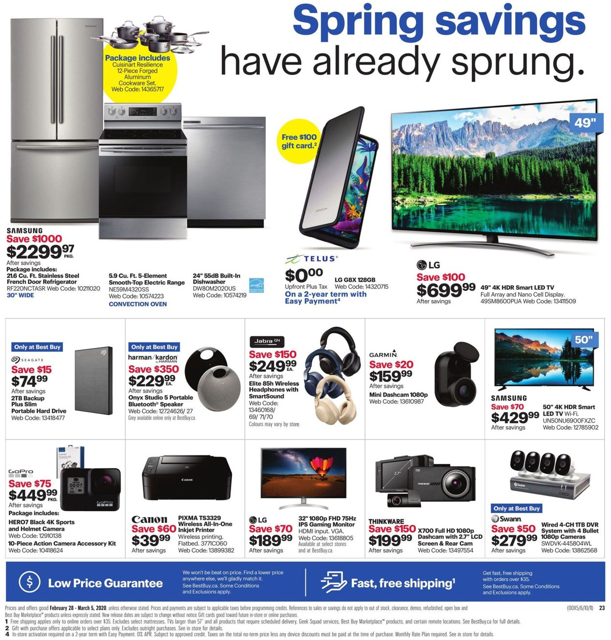 Best Buy Flyer - 02/28-03/05/2020 (Page 3)