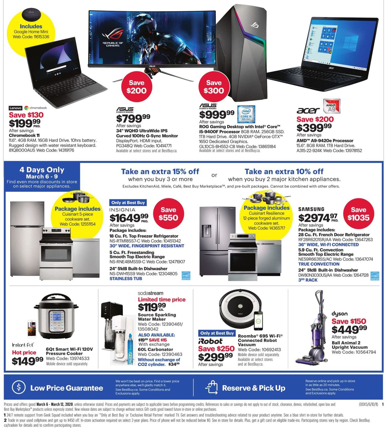 Best Buy Flyer - 03/06-03/12/2020 (Page 2)