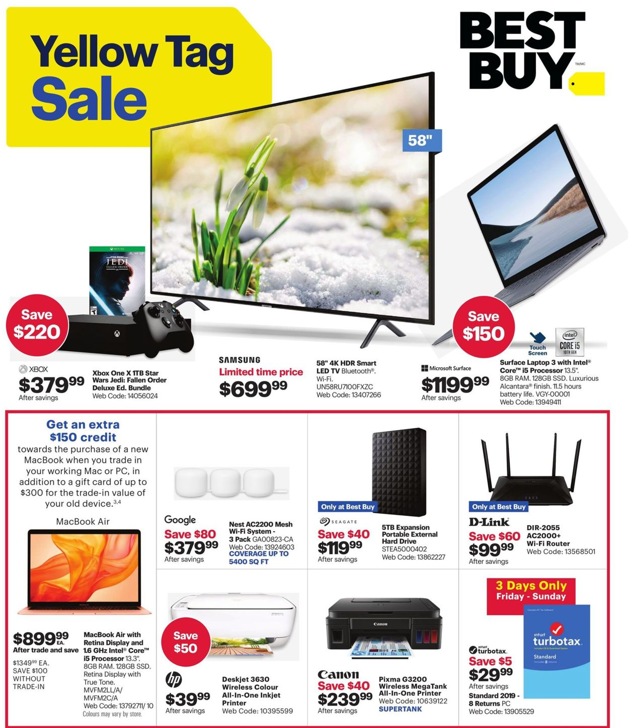 Best Buy Flyer - 03/06-03/12/2020 (Page 4)