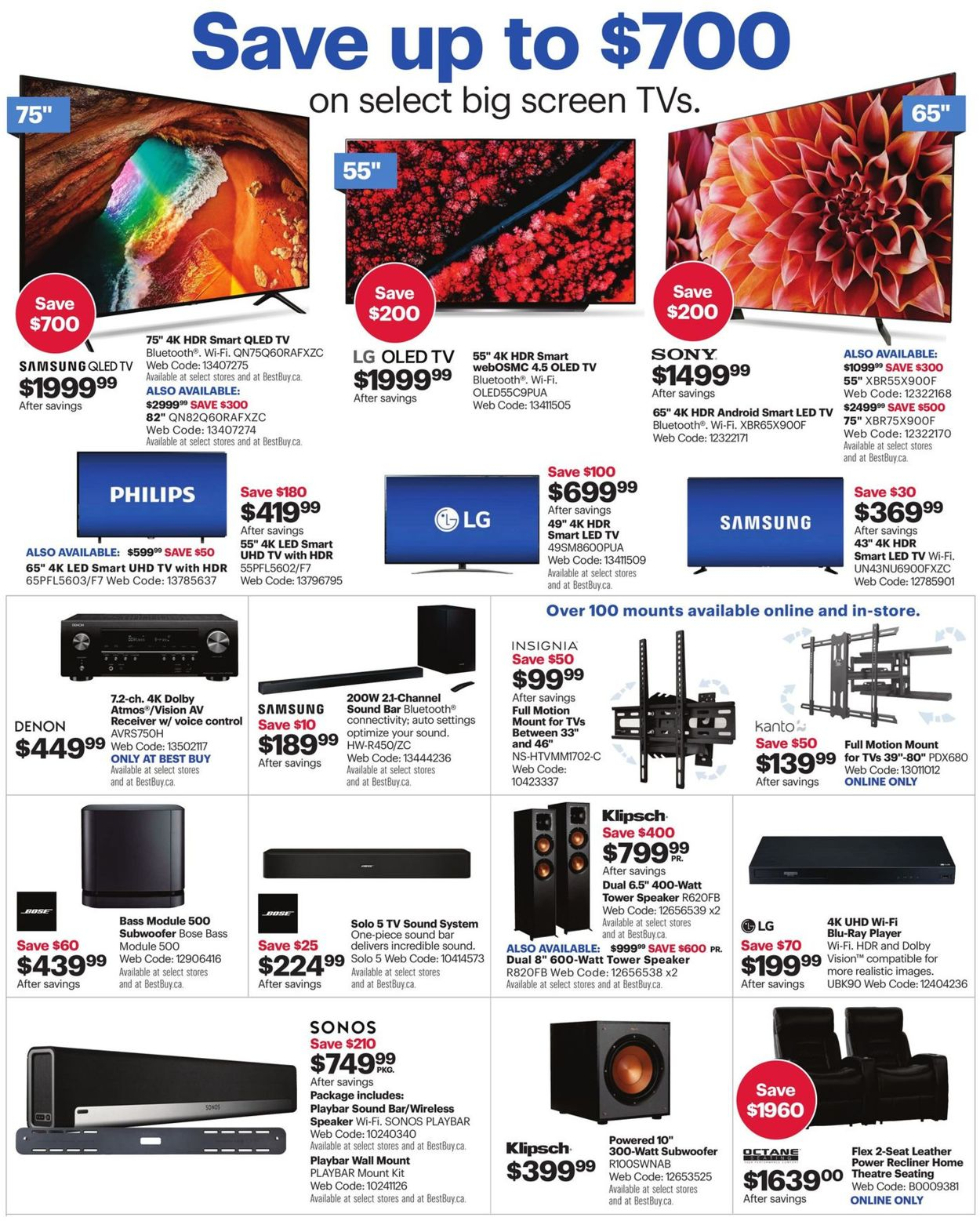 Best Buy Flyer - 03/06-03/12/2020 (Page 6)