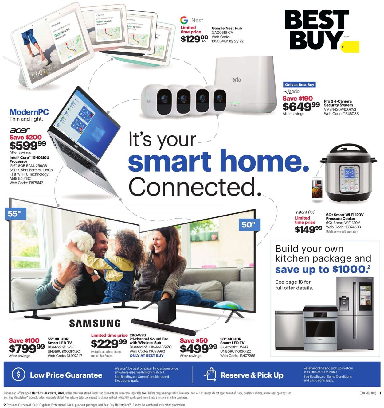 Best Buy Flyer - 03/13-03/19/2020 (Page 2)