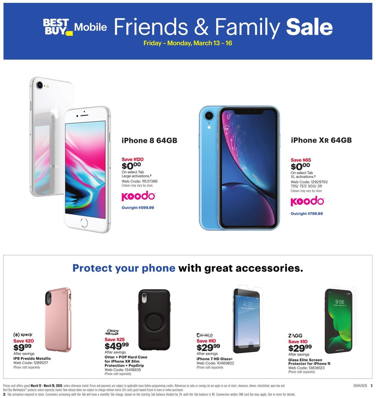 Best Buy Flyer - 03/13-03/19/2020 (Page 5)