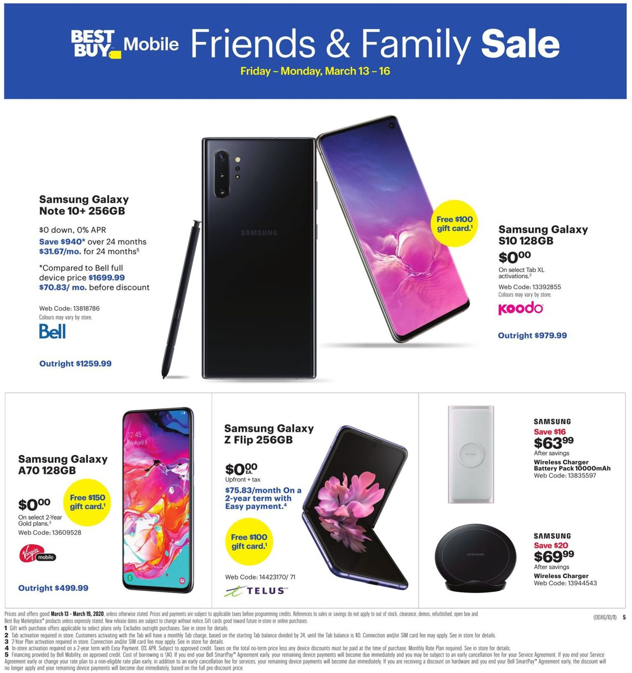 Best Buy Flyer - 03/13-03/19/2020 (Page 7)