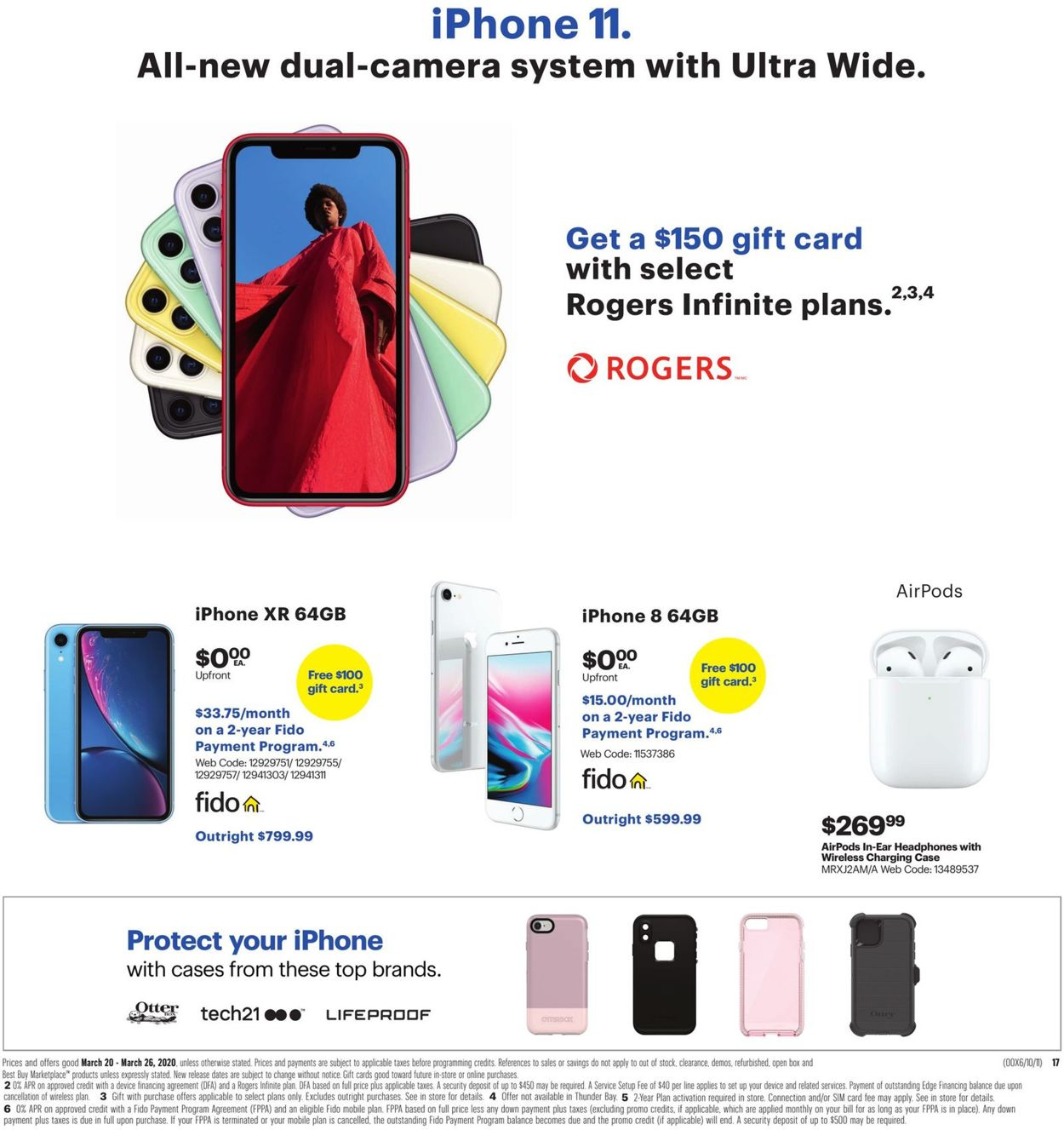 Best Buy Flyer - 03/20-03/26/2020 (Page 22)