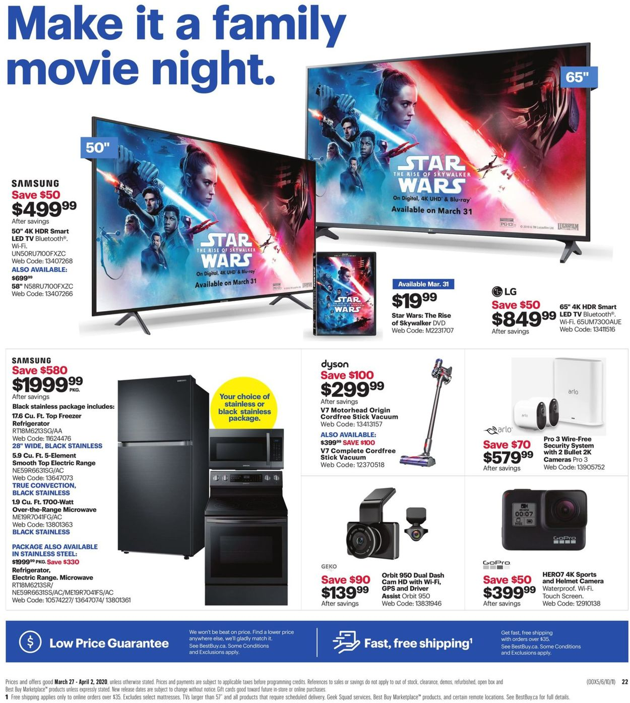 Best Buy Flyer - 03/27-04/02/2020 (Page 4)